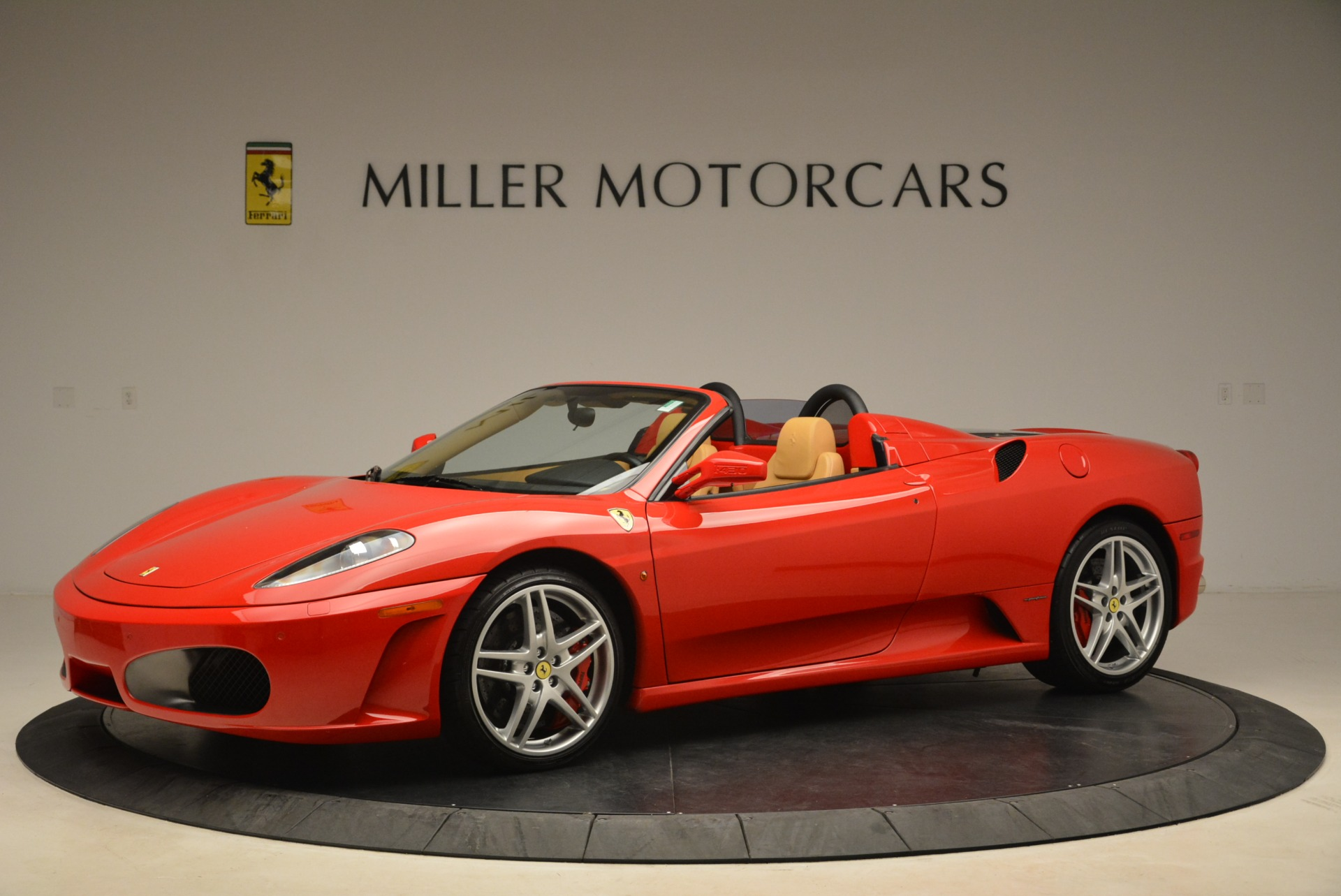 Used 2008 Ferrari F430 Spider For Sale In Westport, CT 2268_p2