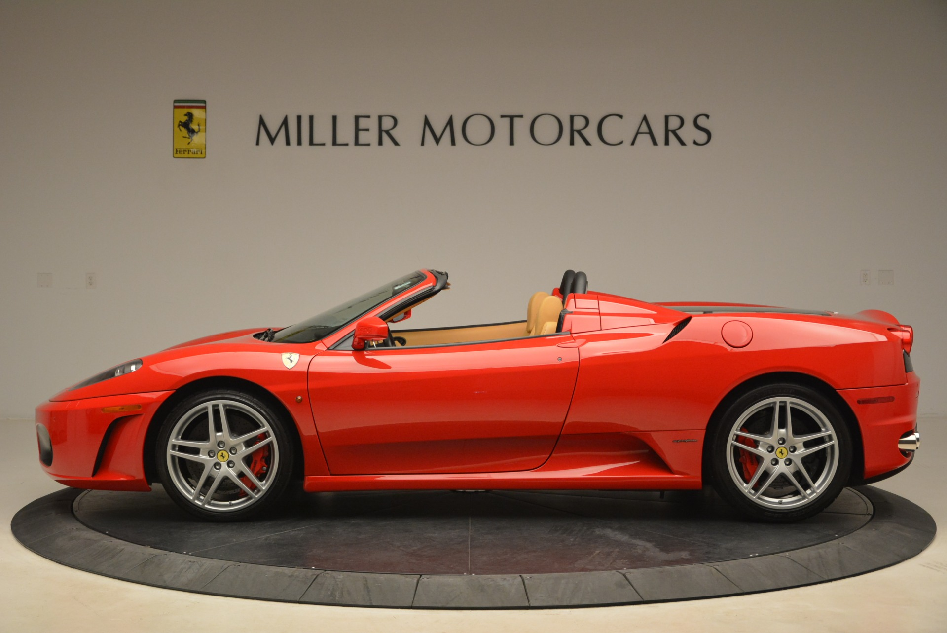 Used 2008 Ferrari F430 Spider For Sale In Westport, CT 2268_p3