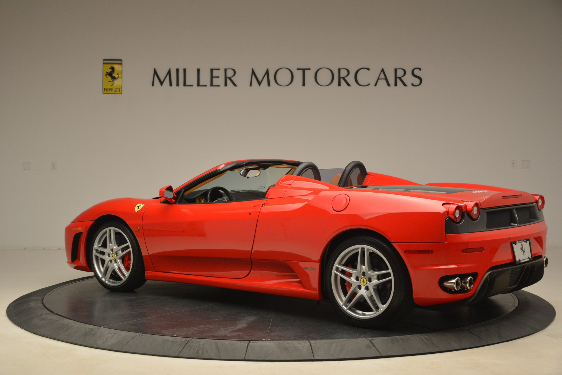 Used 2008 Ferrari F430 Spider For Sale In Westport, CT 2268_p4