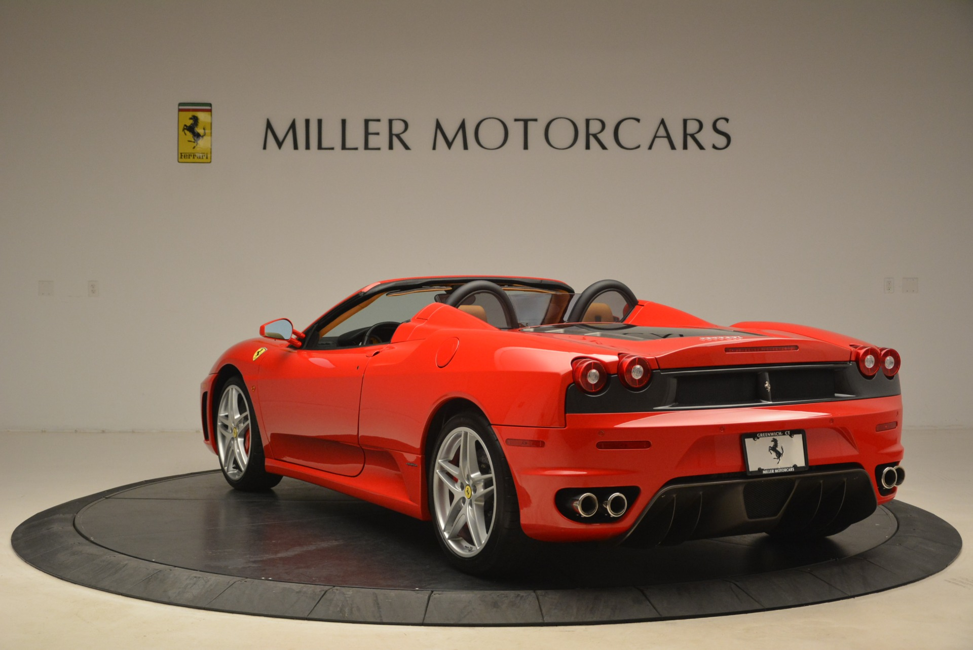 Used 2008 Ferrari F430 Spider For Sale In Westport, CT 2268_p5
