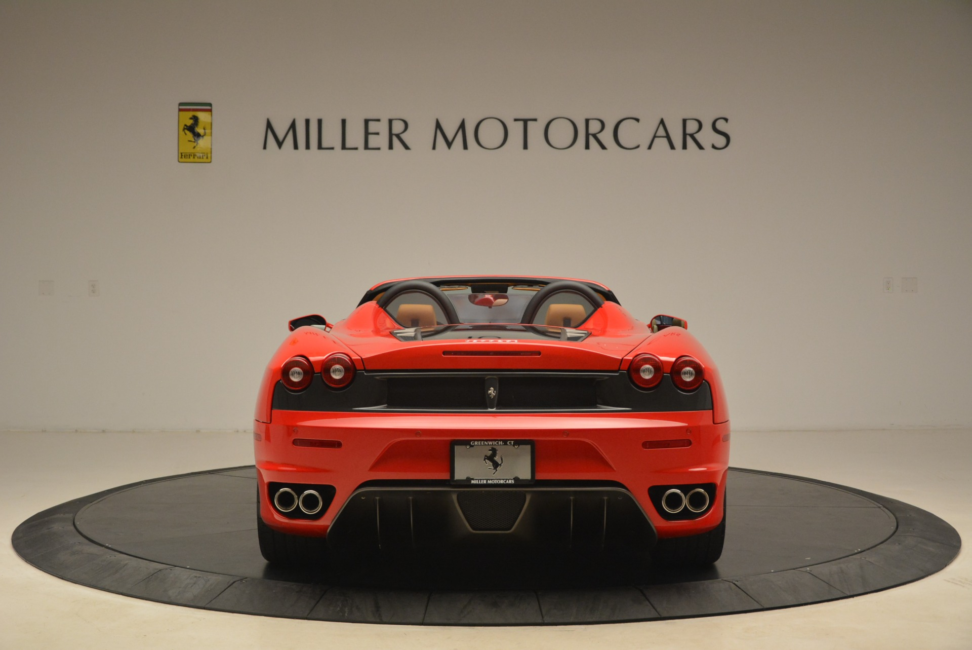 Used 2008 Ferrari F430 Spider For Sale In Westport, CT 2268_p6