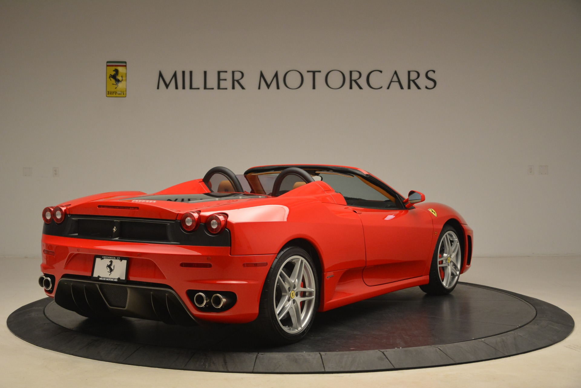 Used 2008 Ferrari F430 Spider For Sale In Westport, CT 2268_p7
