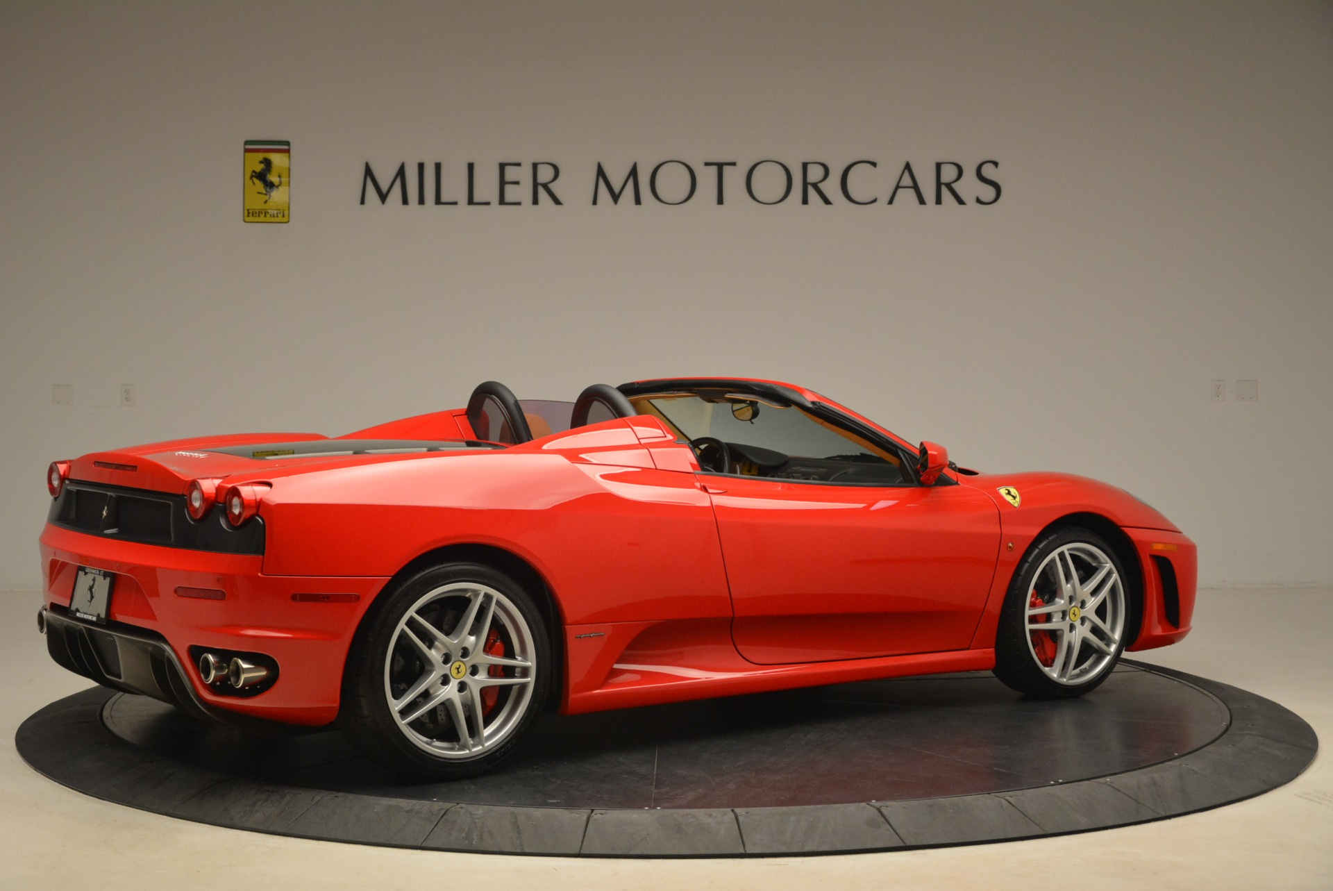 Used 2008 Ferrari F430 Spider For Sale In Westport, CT 2268_p8