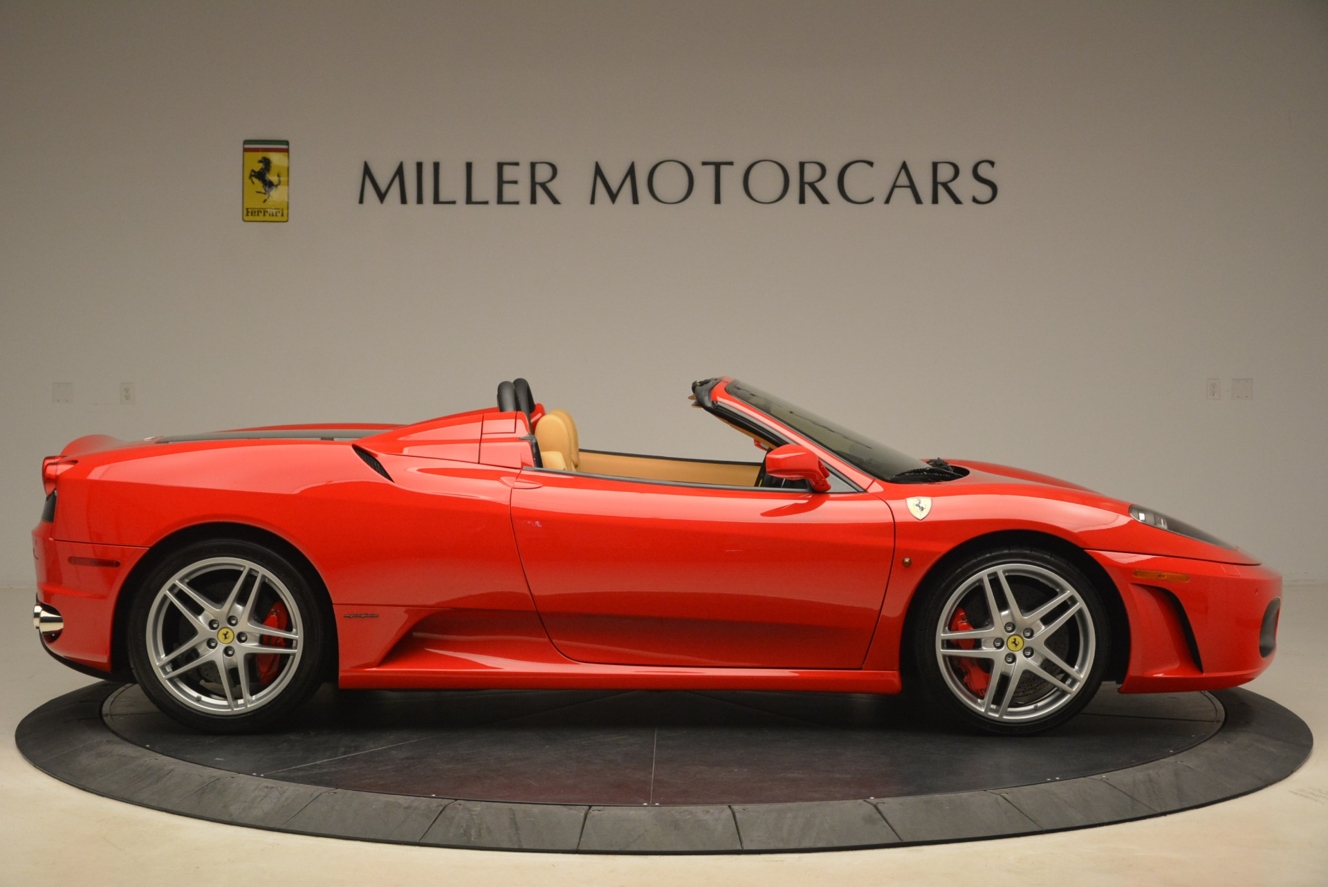 Used 2008 Ferrari F430 Spider For Sale In Westport, CT 2268_p9