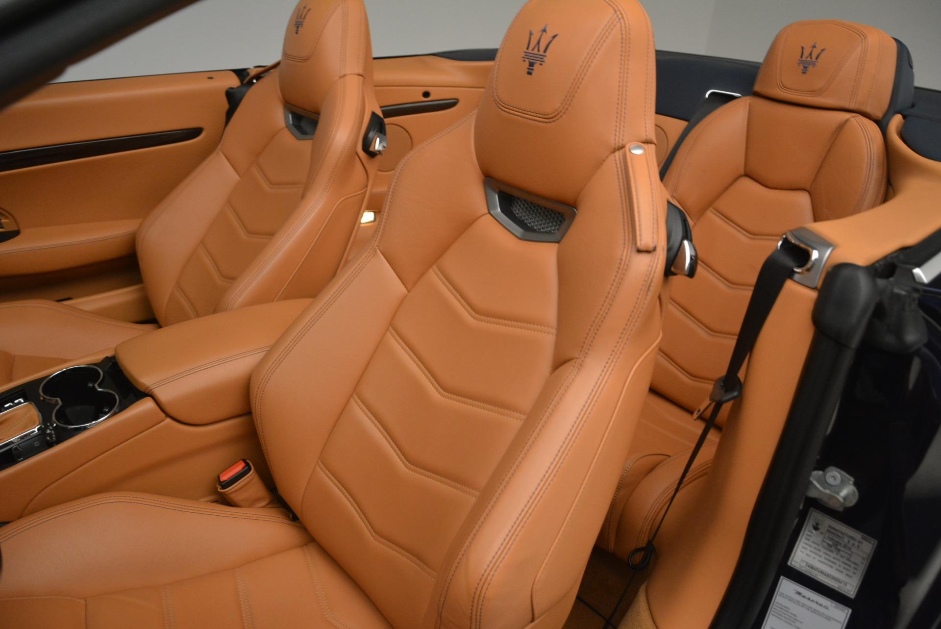 Used 2014 Maserati GranTurismo Sport For Sale In Westport, CT 2269_p25