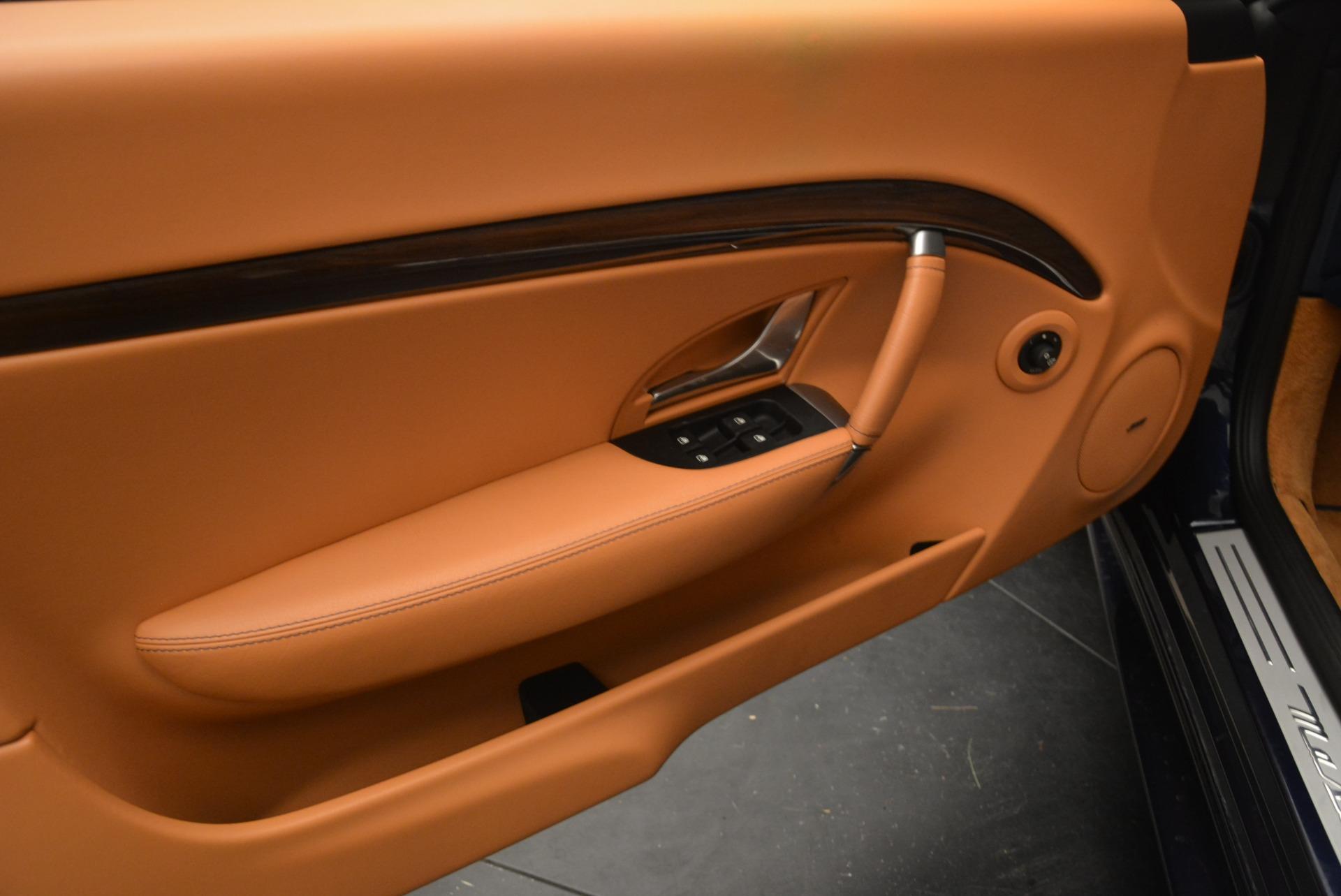 Used 2014 Maserati GranTurismo Sport For Sale In Westport, CT 2269_p27