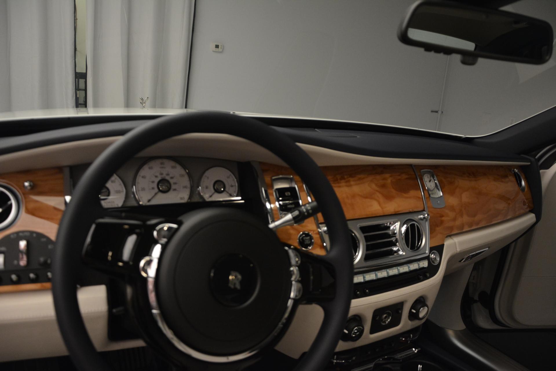 Used 2016 Rolls-Royce Ghost Series II  For Sale In Westport, CT 227_p22