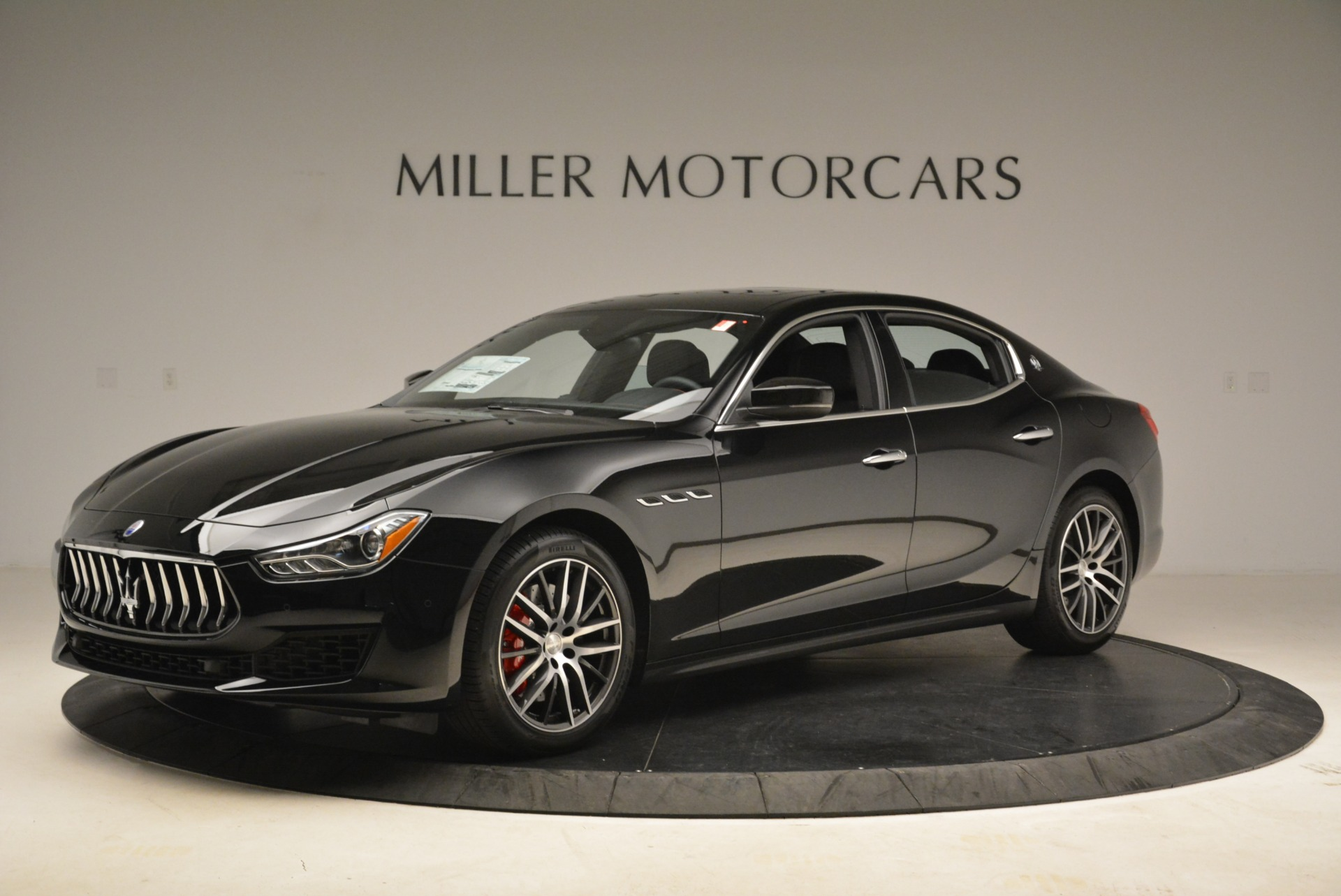Used 2018 Maserati Ghibli S Q4 For Sale In Westport, CT 2271_p2