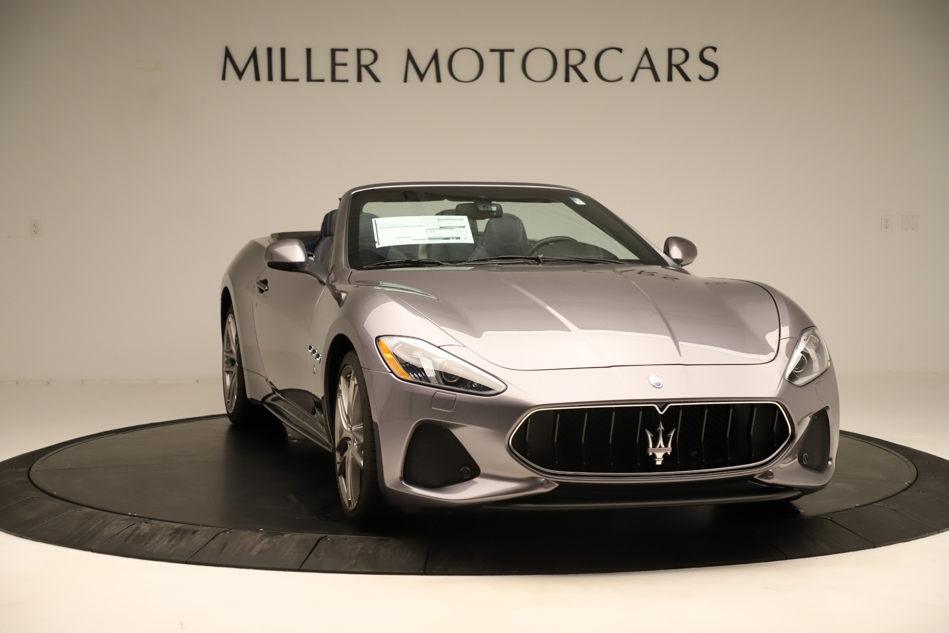 New 2018 Maserati GranTurismo Sport Convertible For Sale In Westport, CT 2272_p21