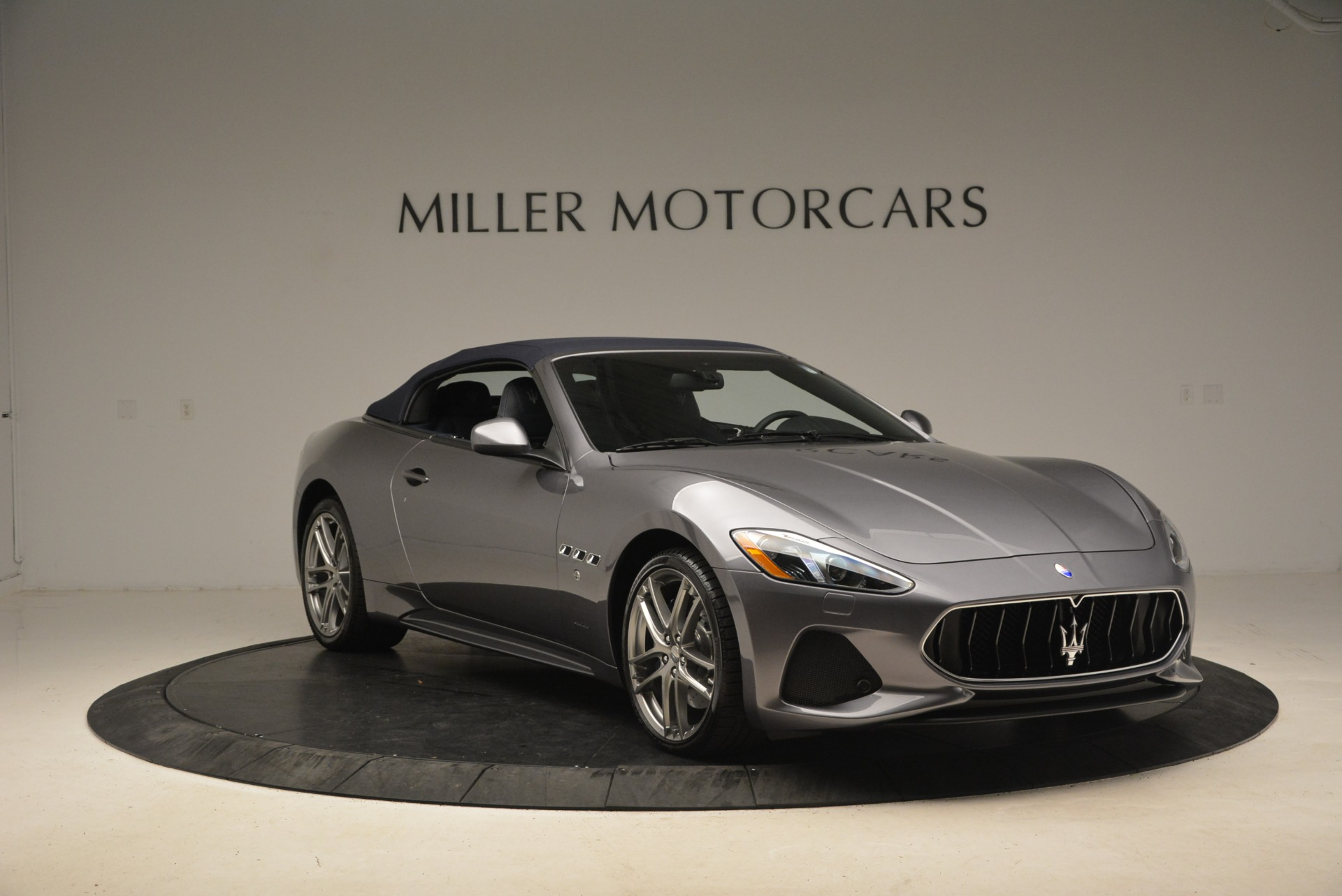 New 2018 Maserati GranTurismo Sport Convertible For Sale In Westport, CT 2272_p22