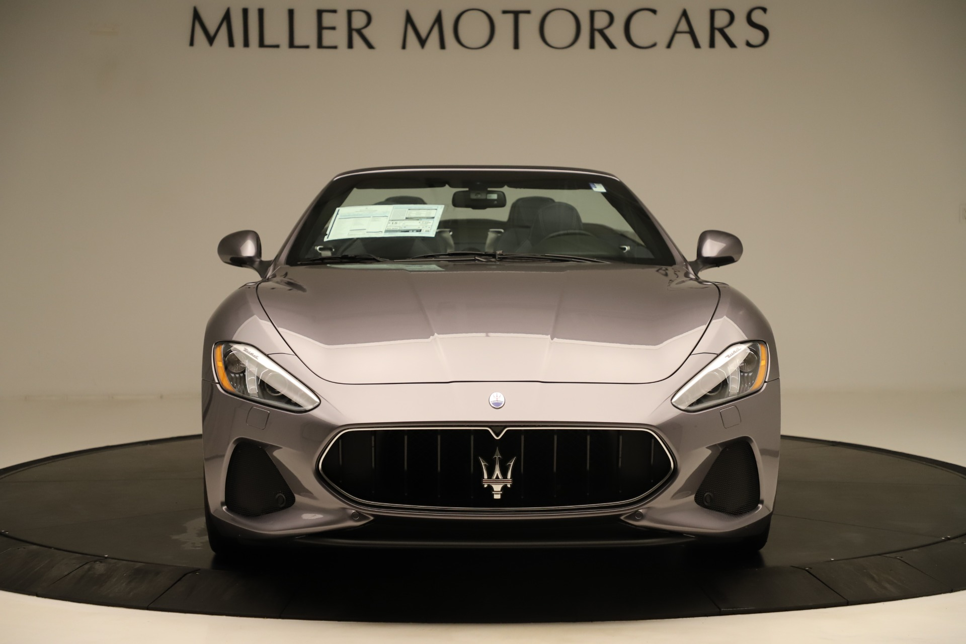 New 2018 Maserati GranTurismo Sport Convertible For Sale In Westport, CT 2272_p23
