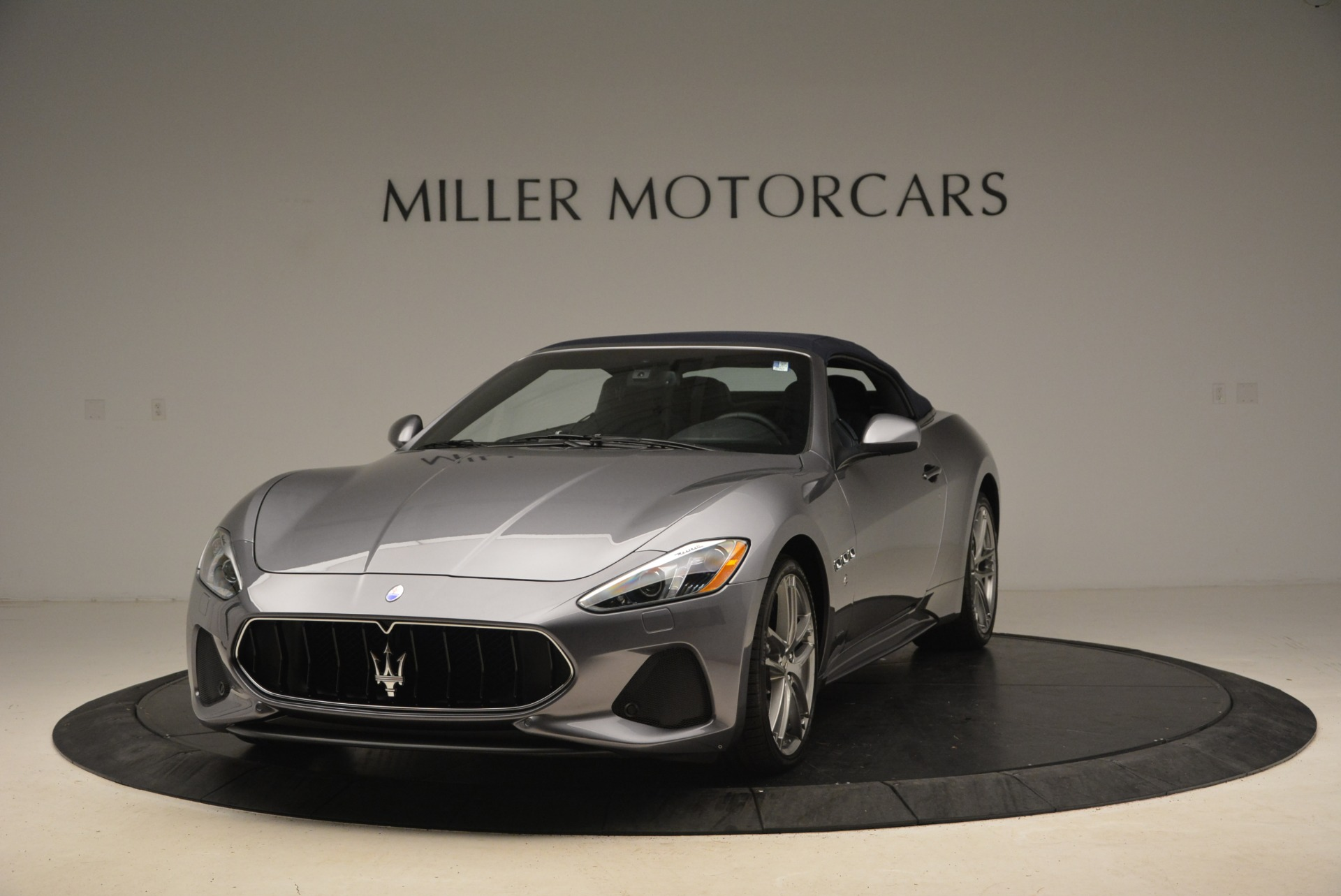 New 2018 Maserati GranTurismo Sport Convertible For Sale In Westport, CT 2272_p2