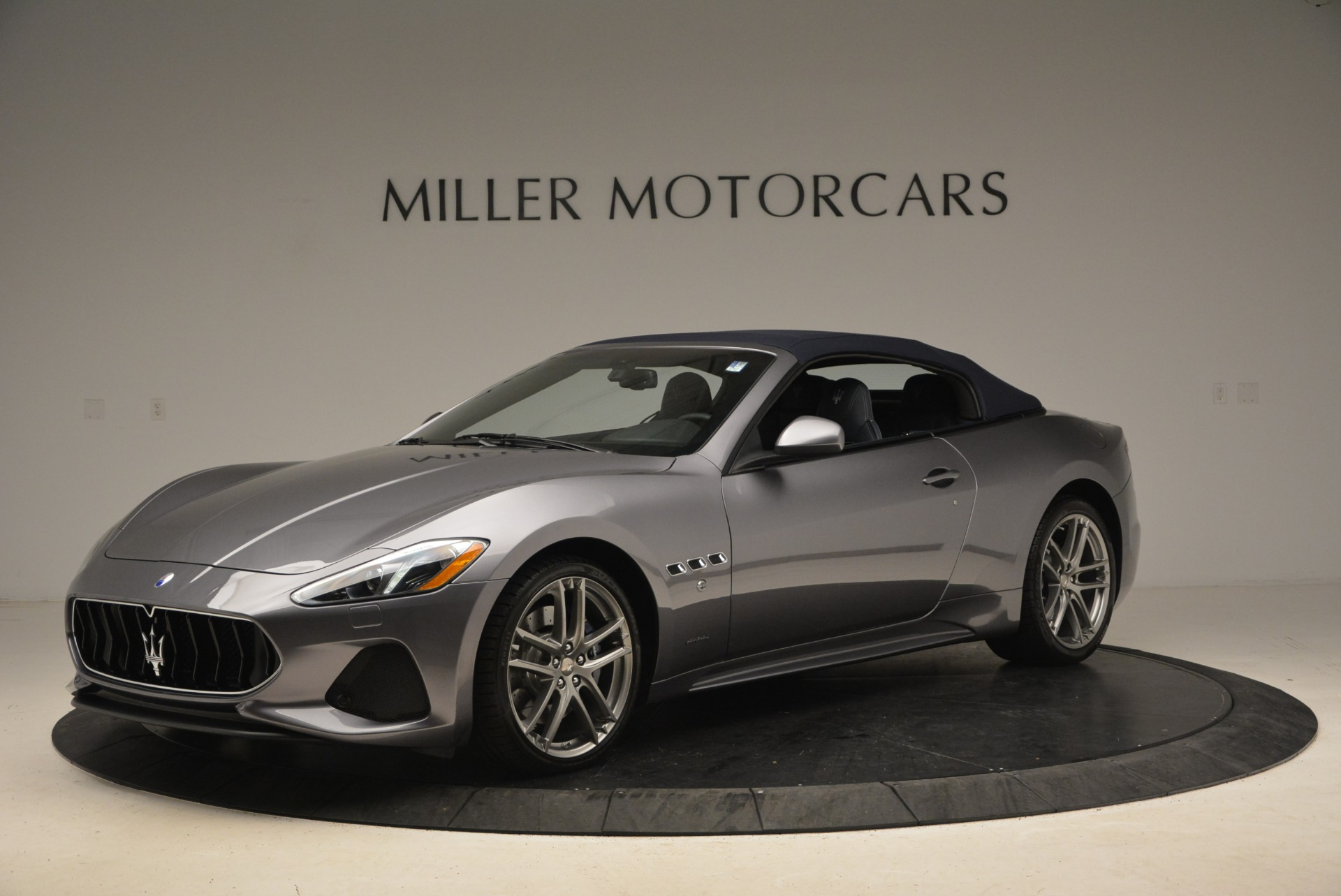 New 2018 Maserati GranTurismo Sport Convertible For Sale In Westport, CT 2272_p4