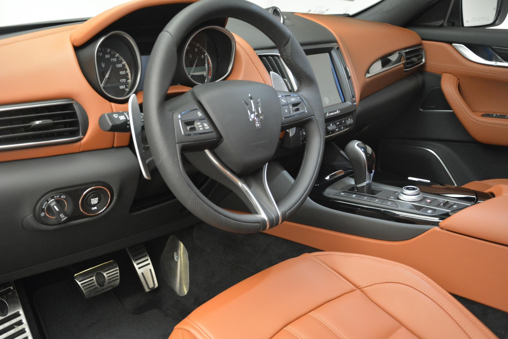 New 2018 Maserati Levante S Q4 GranSport For Sale In Westport, CT 2273_p15