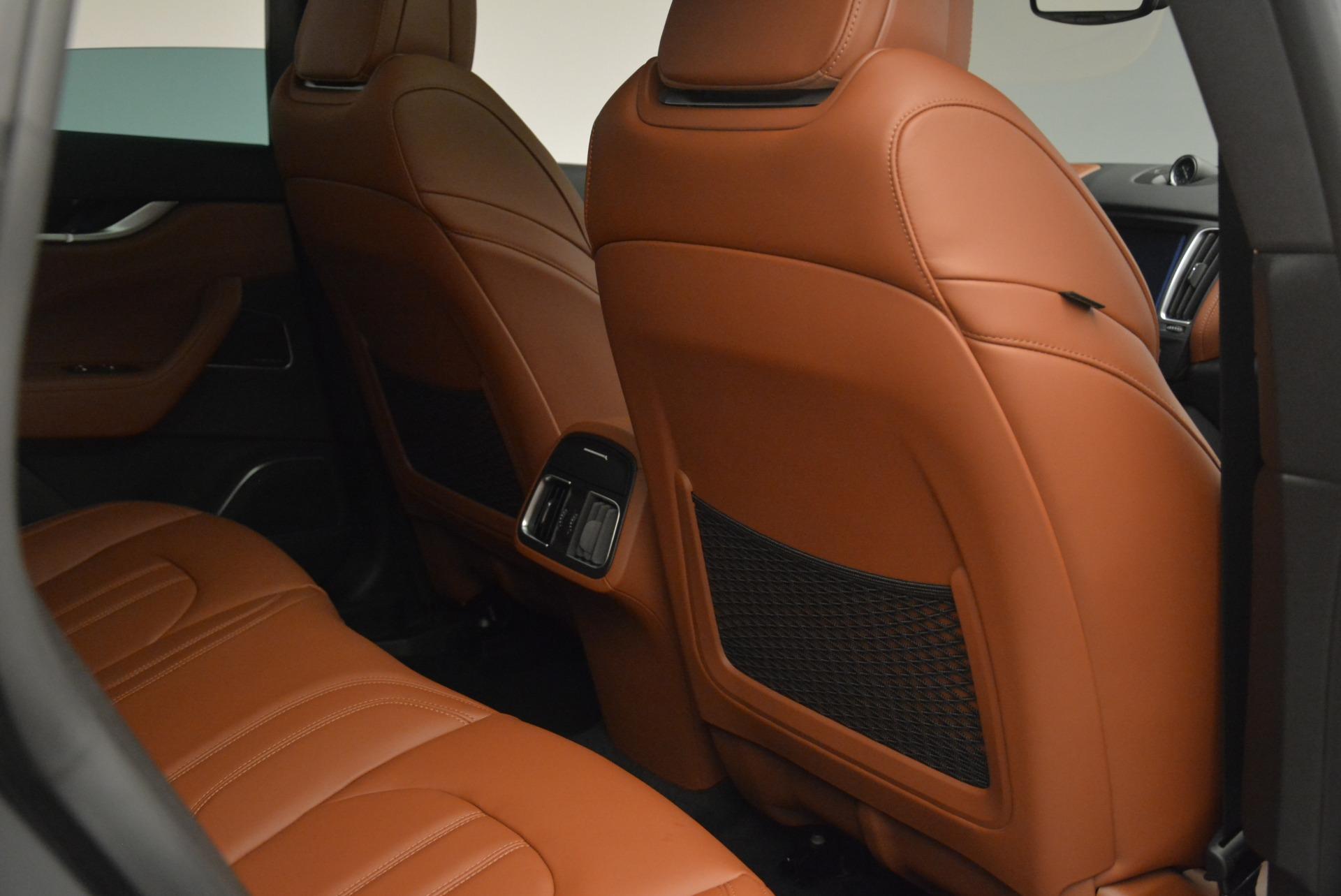 New 2018 Maserati Levante S Q4 GranSport For Sale In Westport, CT 2273_p29