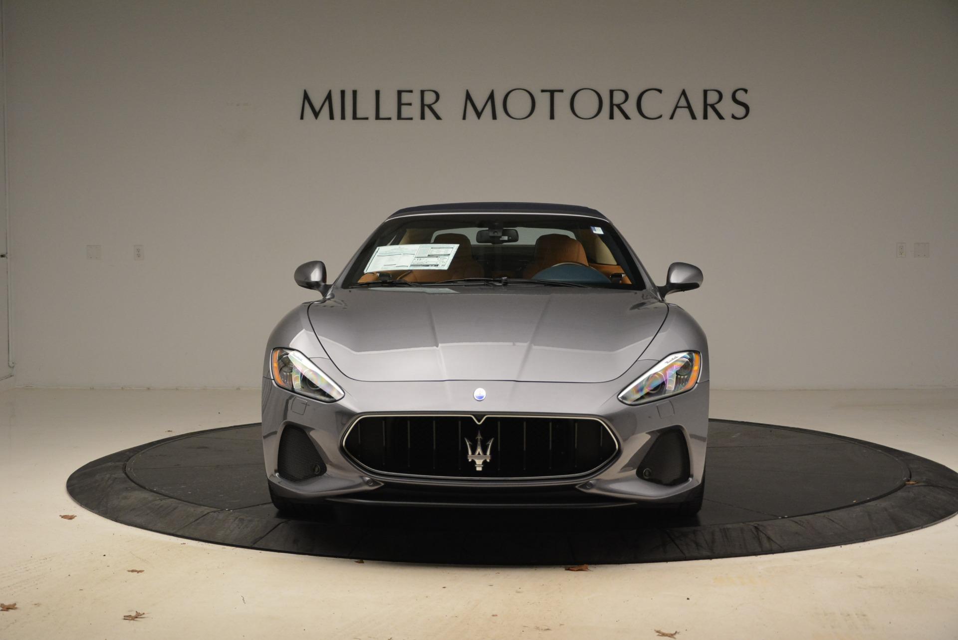 New 2018 Maserati GranTurismo Sport Convertible For Sale In Westport, CT 2276_p11