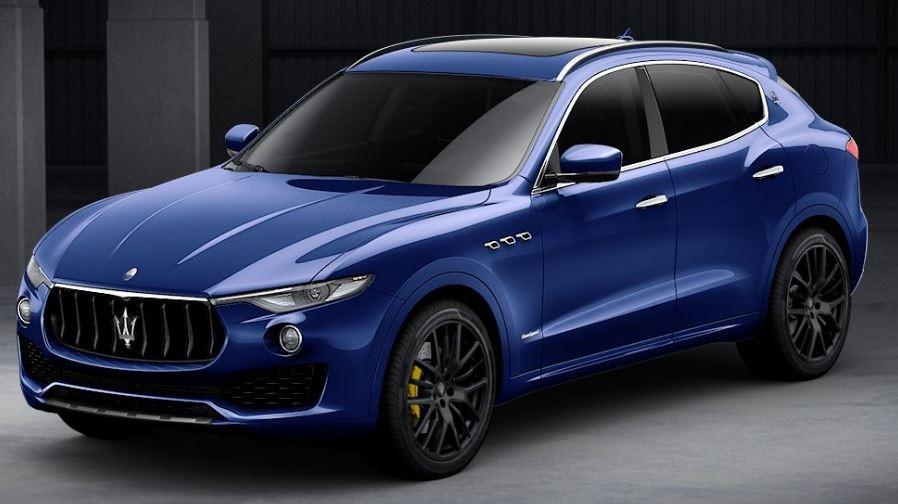 New 2018 Maserati Levante S Q4 GranSport For Sale In Westport, CT 2279_main