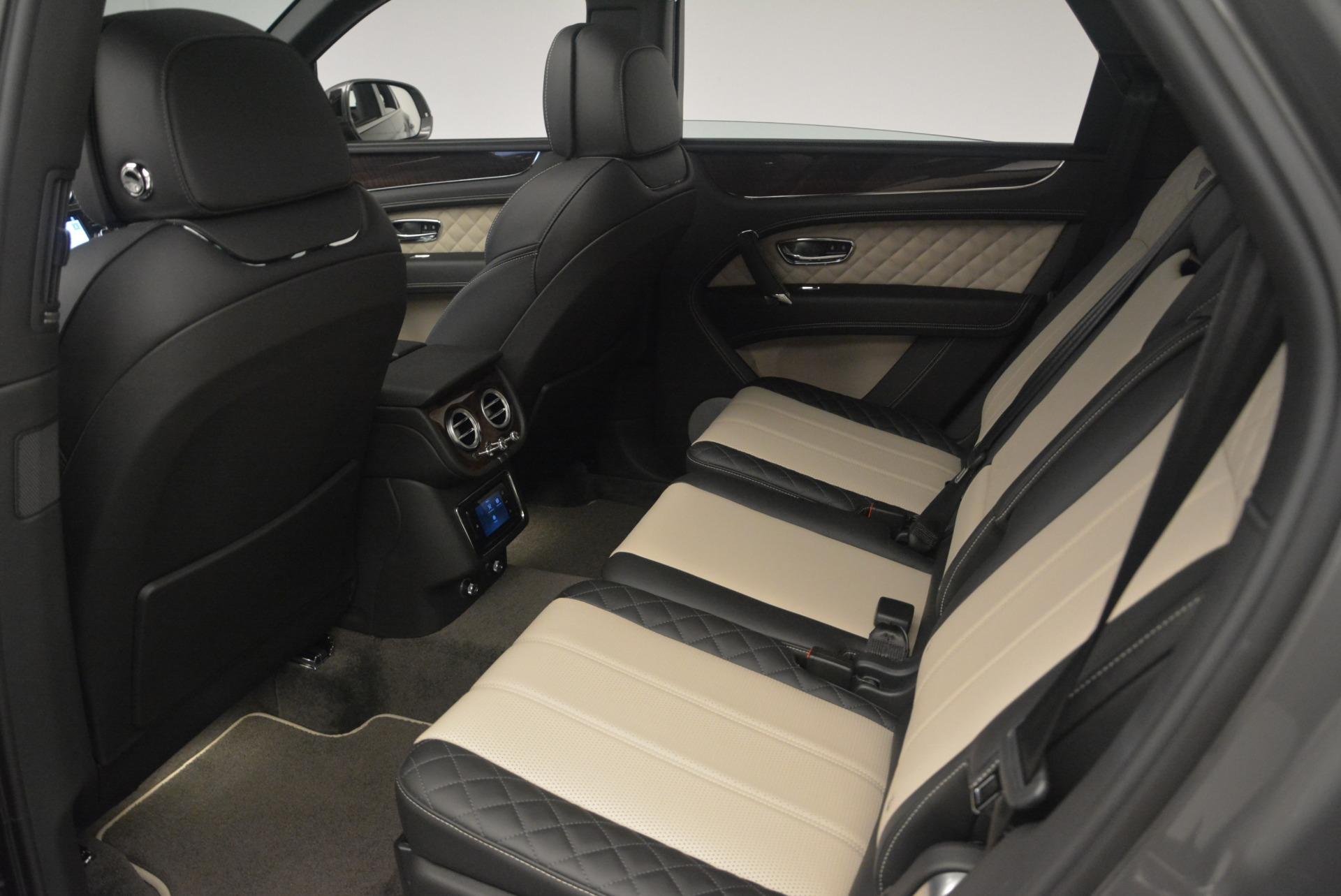 New 2018 Bentley Bentayga W12 Activity For Sale In Westport, CT 2280_p21