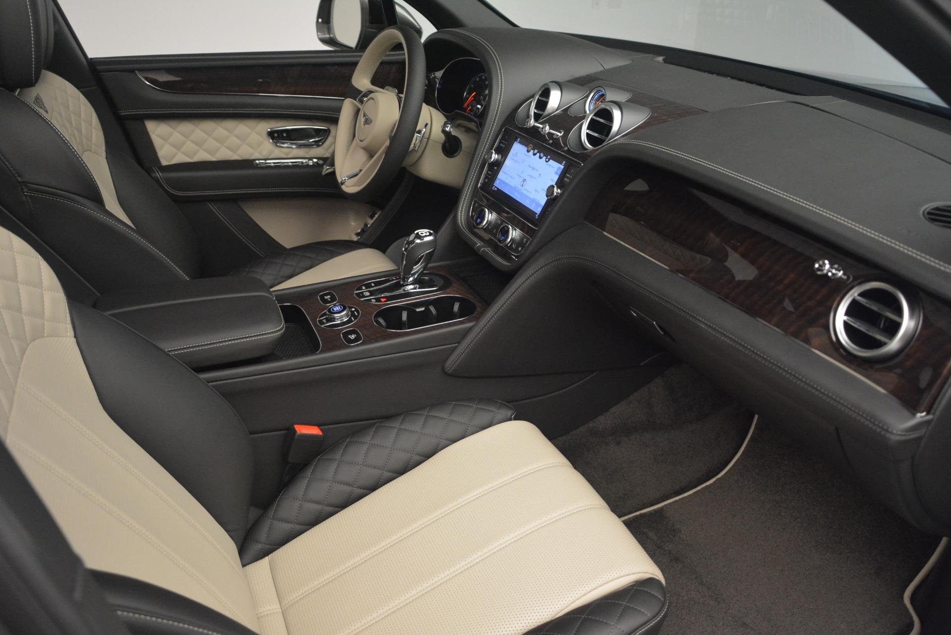 New 2018 Bentley Bentayga W12 Activity For Sale In Westport, CT 2280_p23