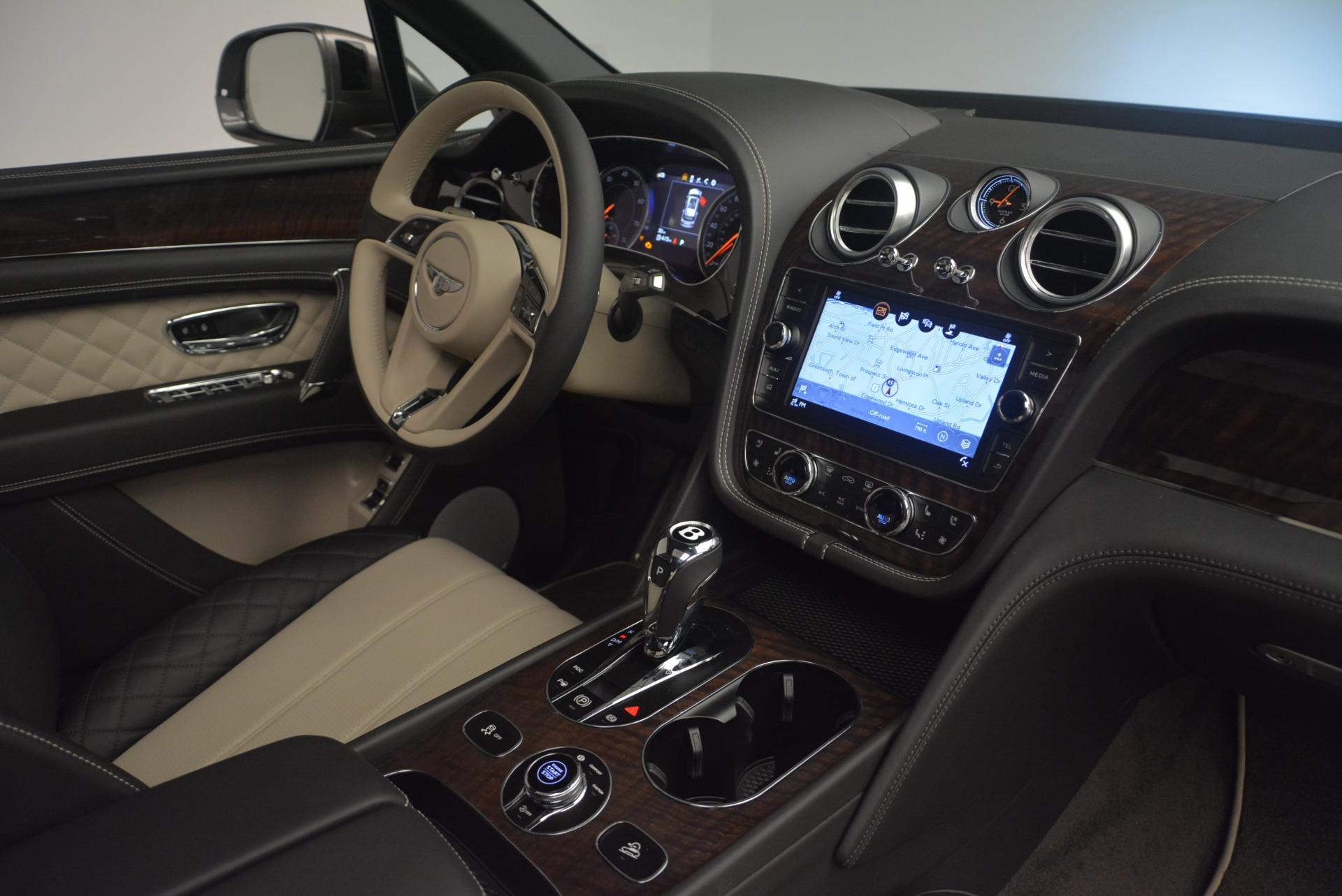New 2018 Bentley Bentayga W12 Activity For Sale In Westport, CT 2280_p25