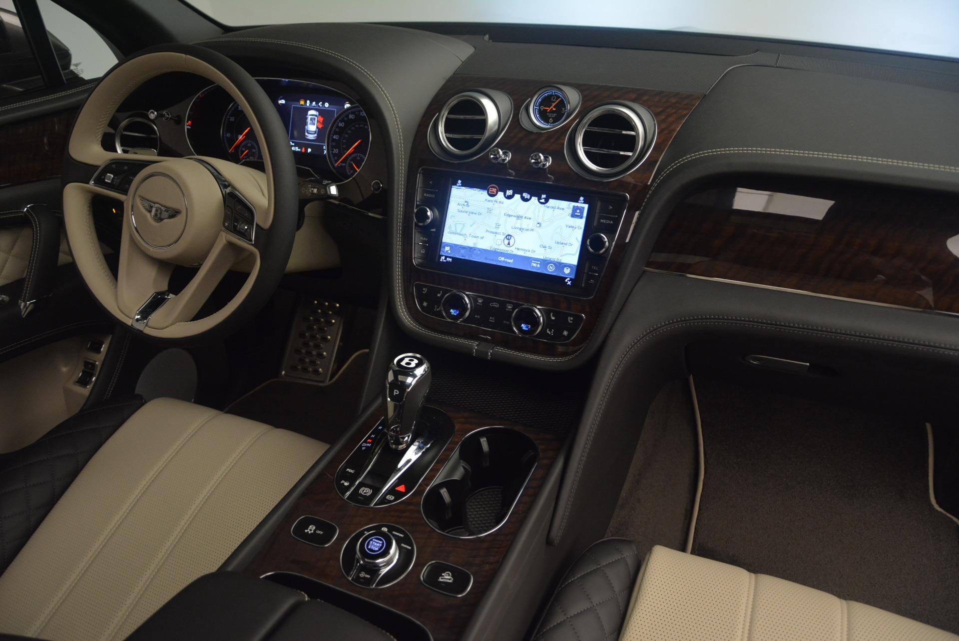 New 2018 Bentley Bentayga W12 Activity For Sale In Westport, CT 2280_p29