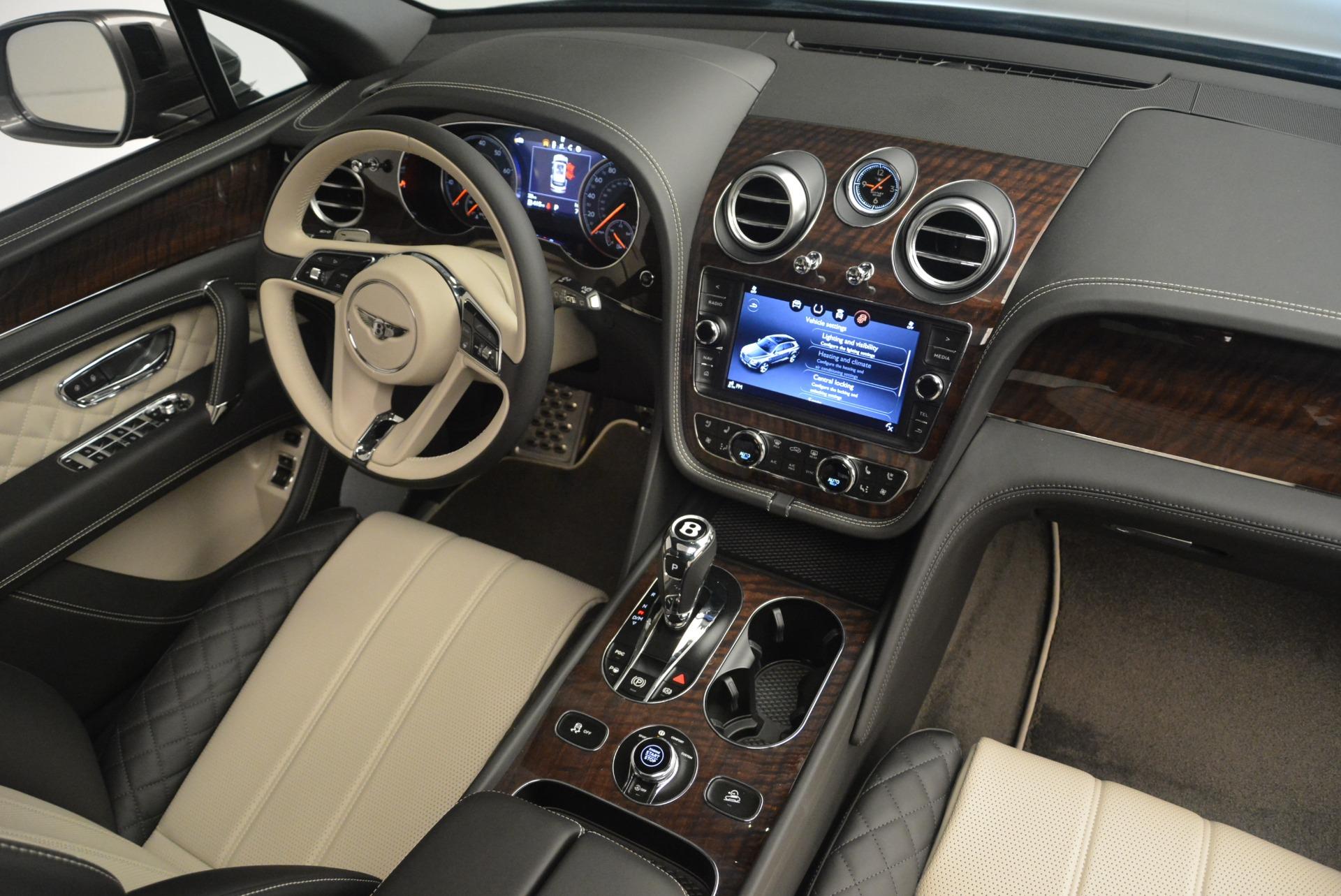 New 2018 Bentley Bentayga W12 Activity For Sale In Westport, CT 2280_p30