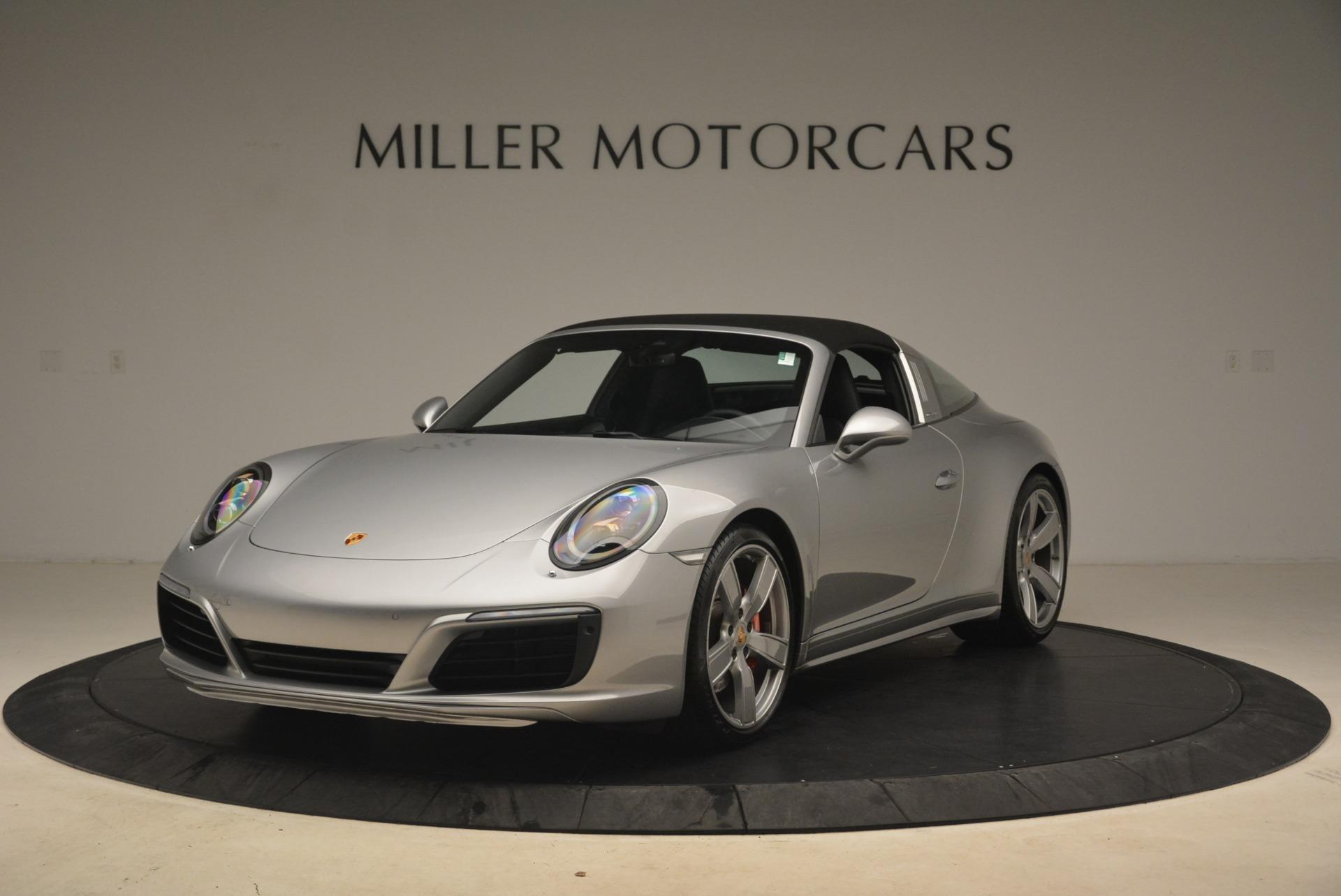 Used 2017 Porsche 911 Targa 4S For Sale In Westport, CT 2282_p13
