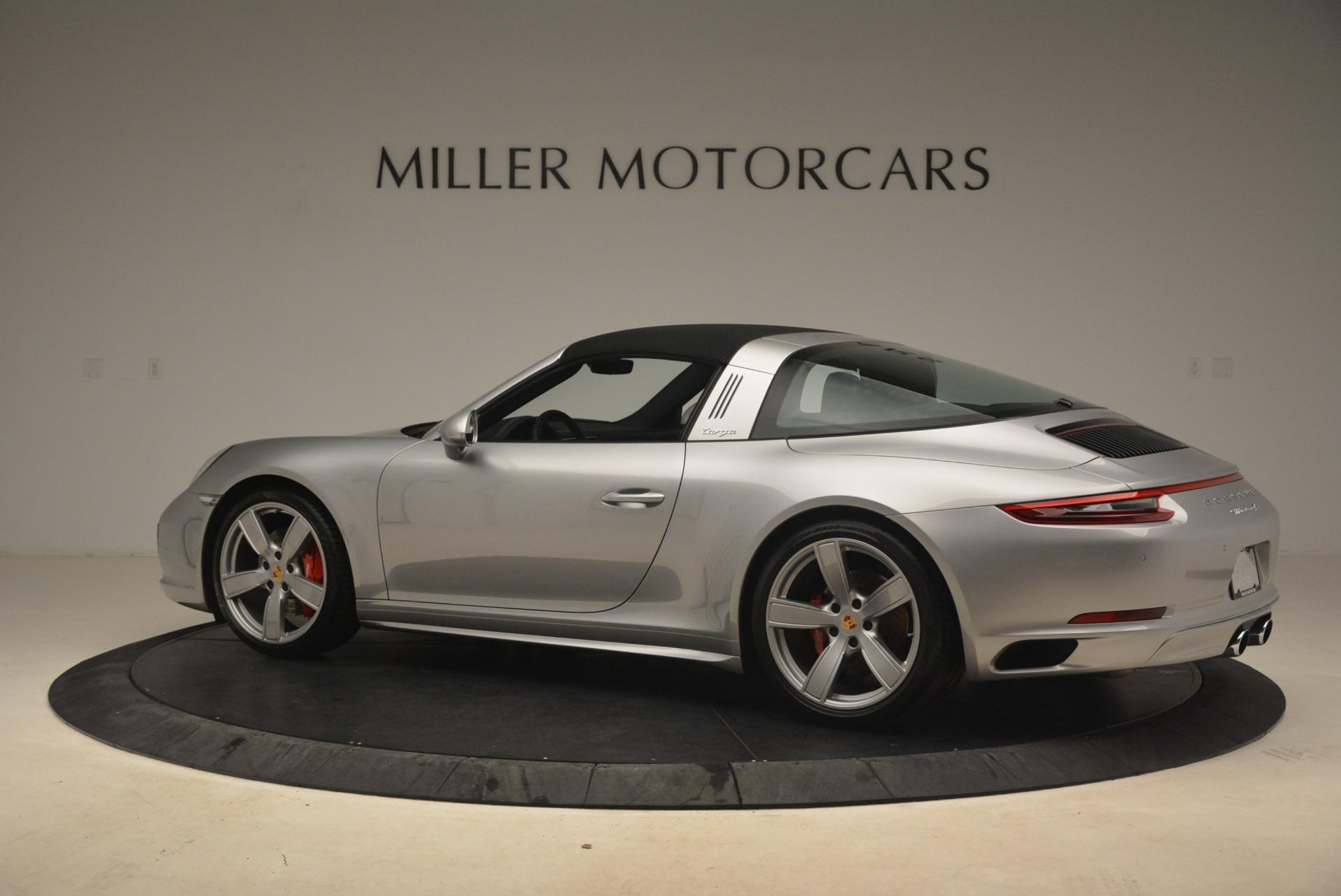 Used 2017 Porsche 911 Targa 4S For Sale In Westport, CT 2282_p16