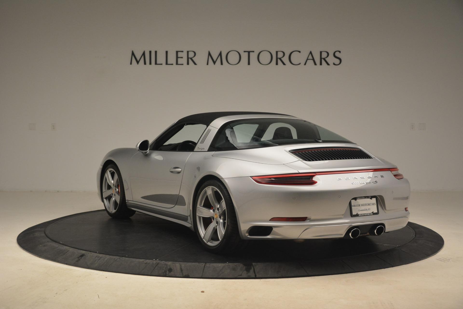 Used 2017 Porsche 911 Targa 4S For Sale In Westport, CT 2282_p17