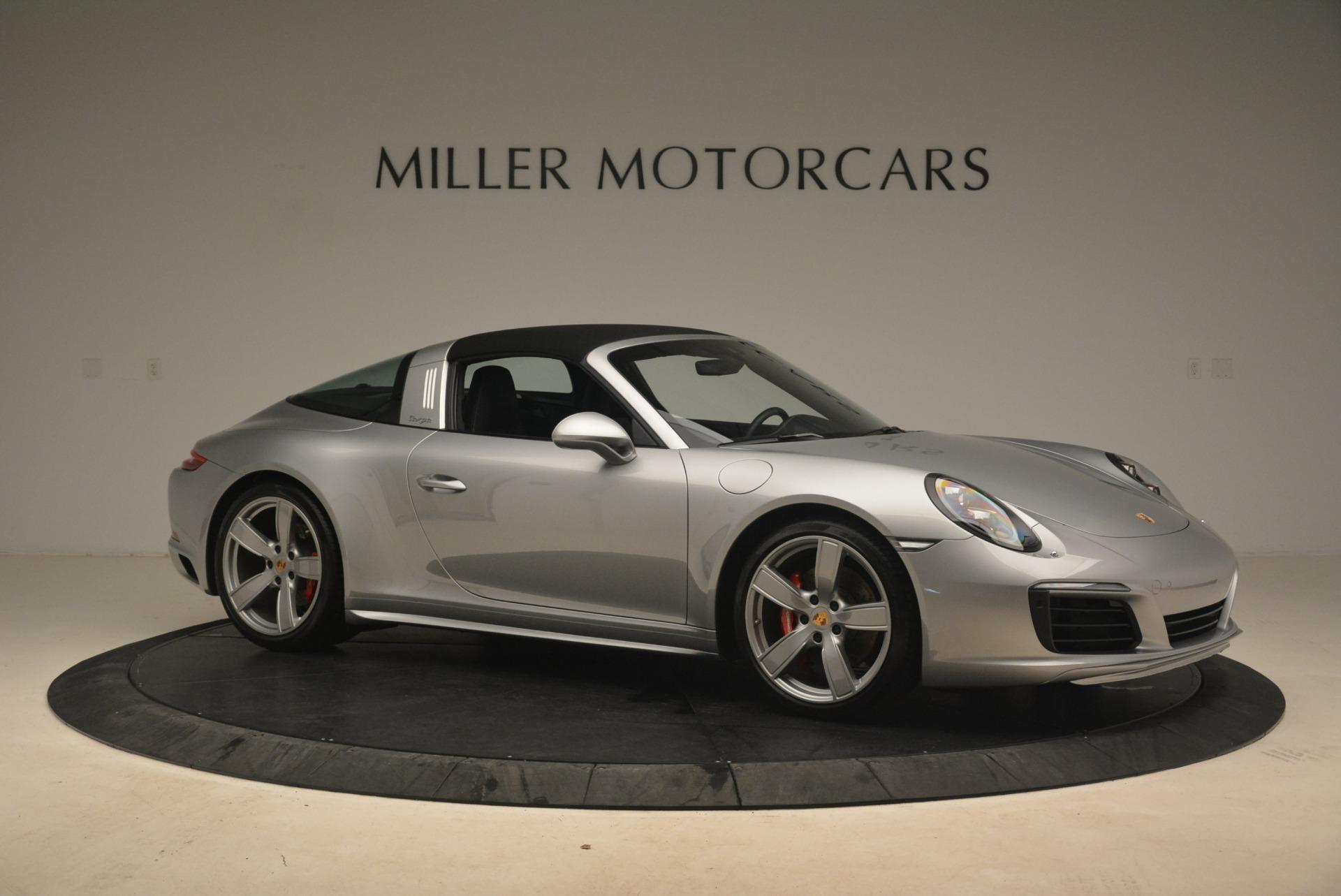 Used 2017 Porsche 911 Targa 4S For Sale In Westport, CT 2282_p22