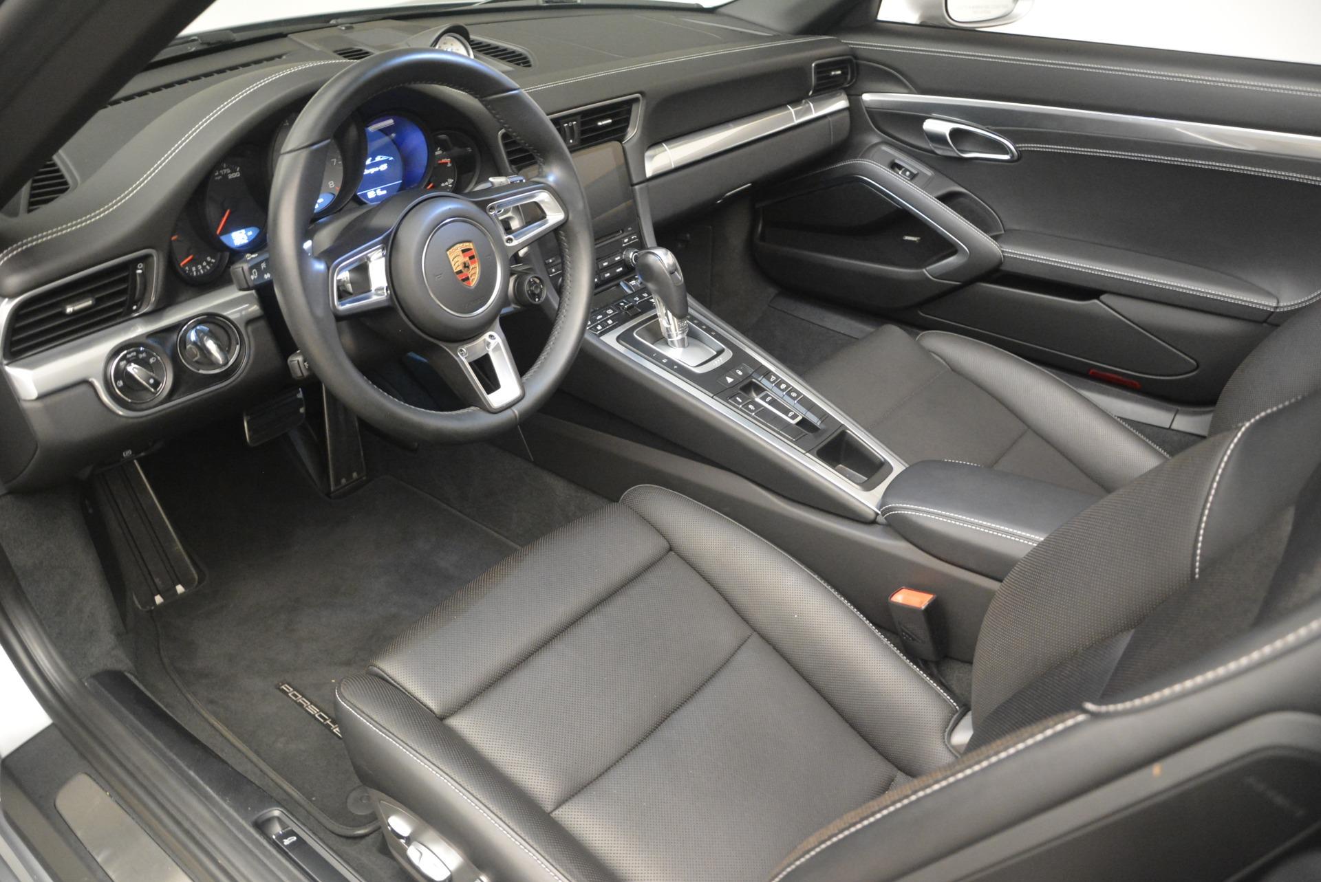 Used 2017 Porsche 911 Targa 4S For Sale In Westport, CT 2282_p29