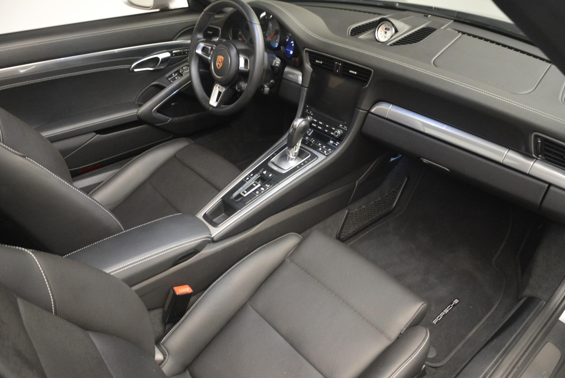 Used 2017 Porsche 911 Targa 4S For Sale In Westport, CT 2282_p34