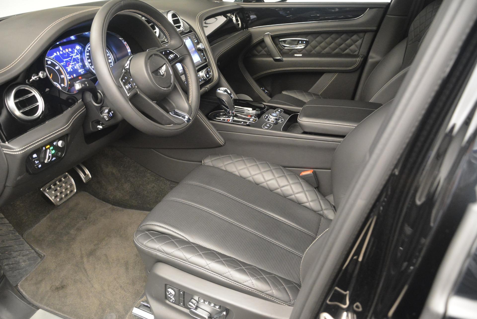 Used 2017 Bentley Bentayga W12 For Sale In Westport, CT 2284_p14