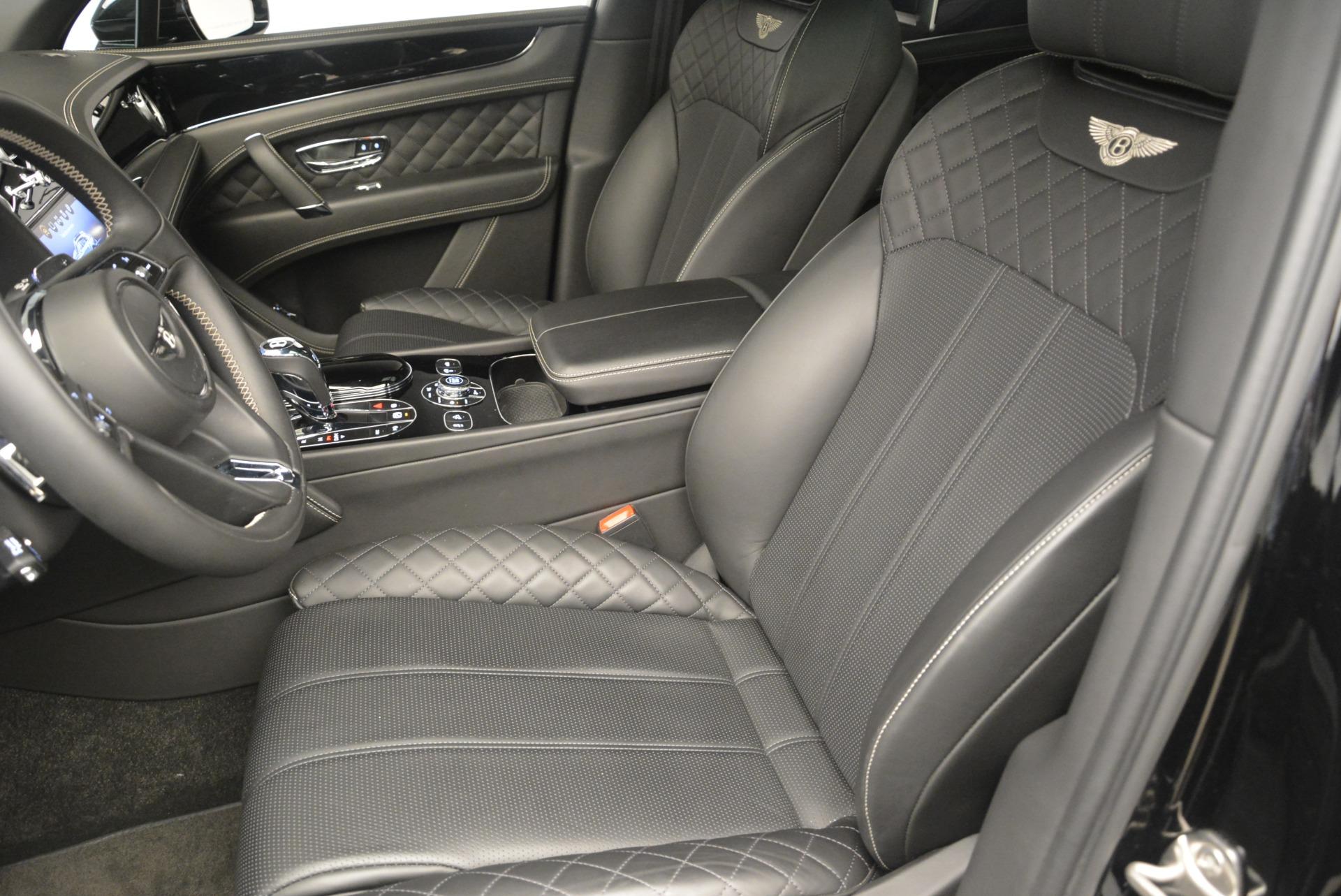 Used 2017 Bentley Bentayga W12 For Sale In Westport, CT 2284_p15