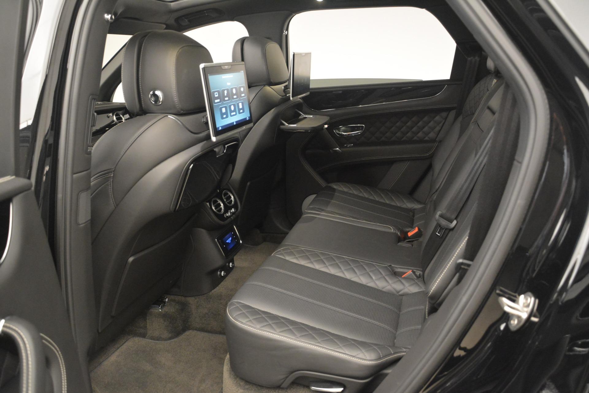 Used 2017 Bentley Bentayga W12 For Sale In Westport, CT 2284_p17