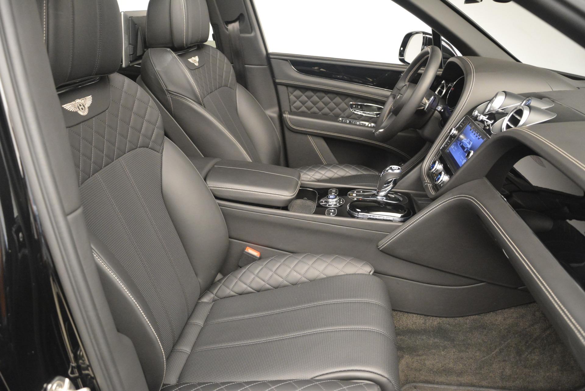 Used 2017 Bentley Bentayga W12 For Sale In Westport, CT 2284_p20