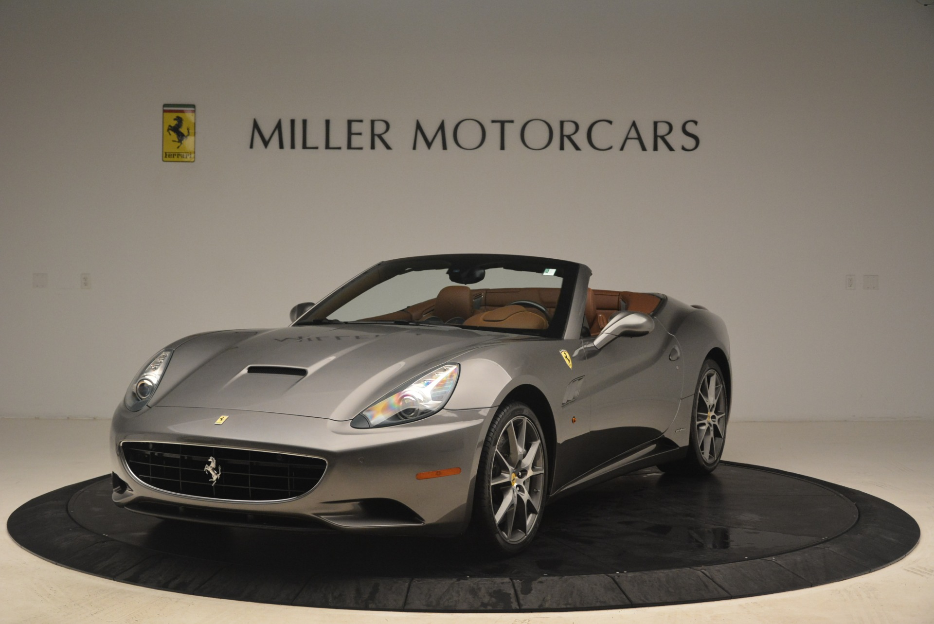 Used 2012 Ferrari California  For Sale In Westport, CT 2285_main