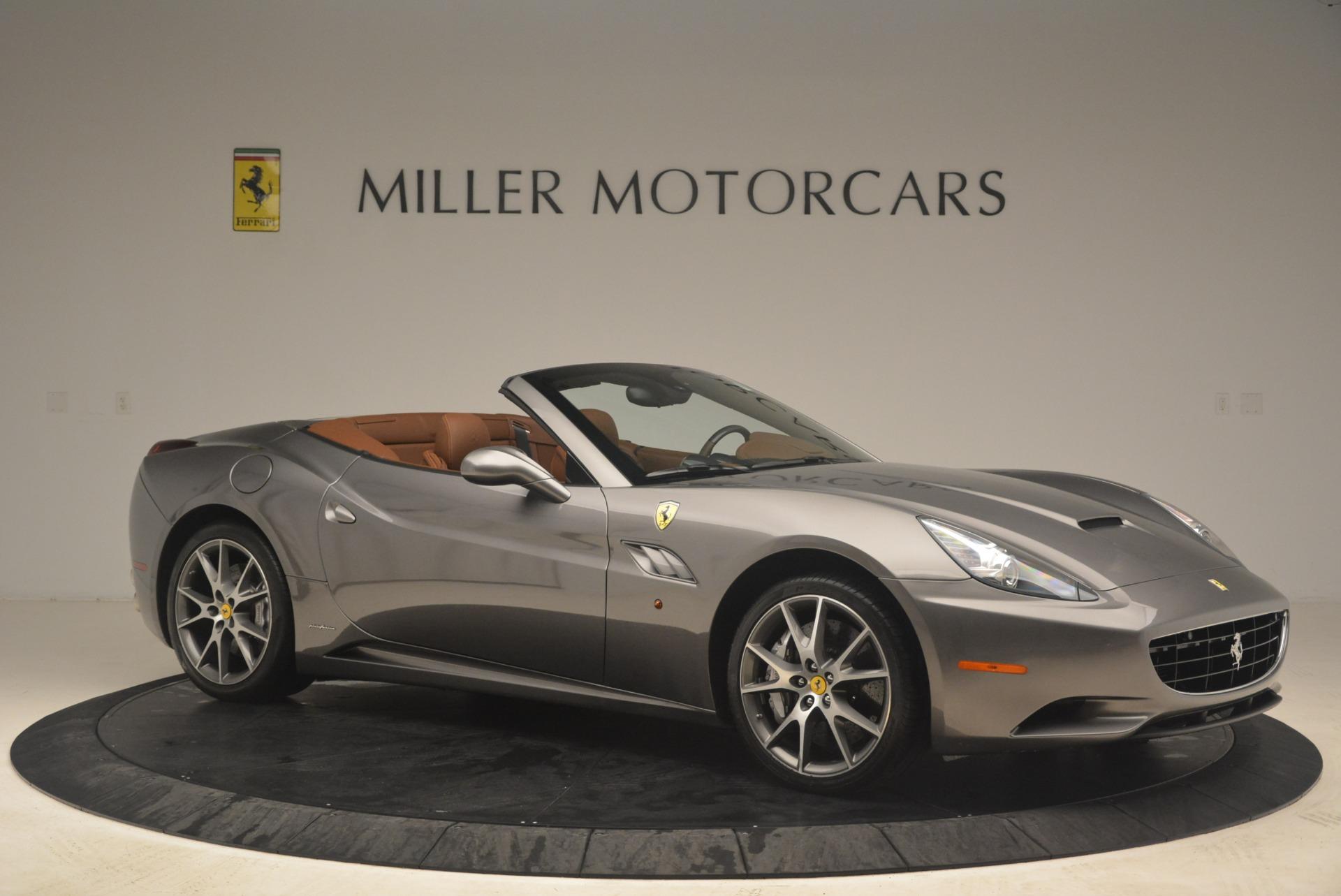 Used 2012 Ferrari California  For Sale In Westport, CT 2285_p10