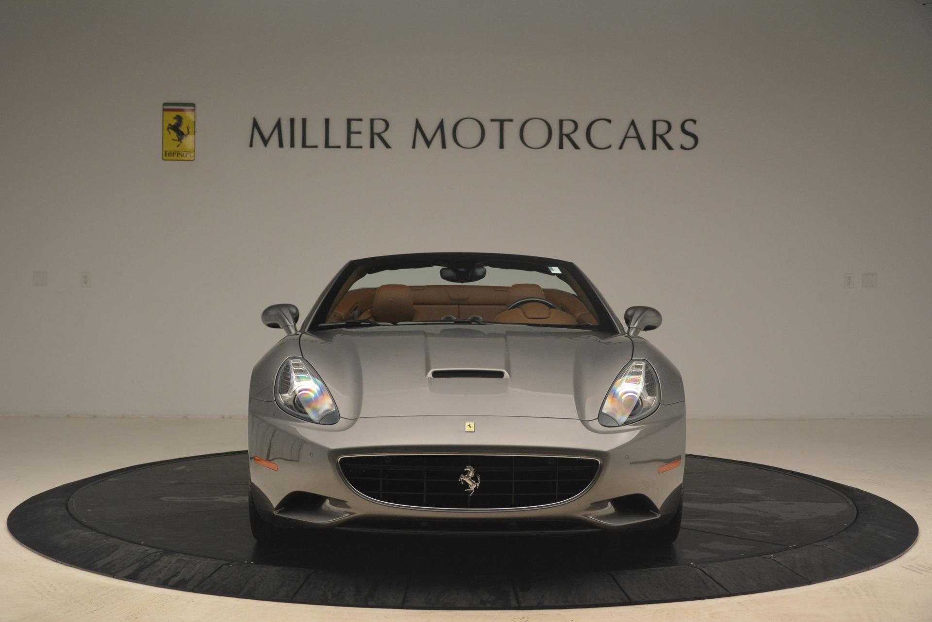 Used 2012 Ferrari California  For Sale In Westport, CT 2285_p12