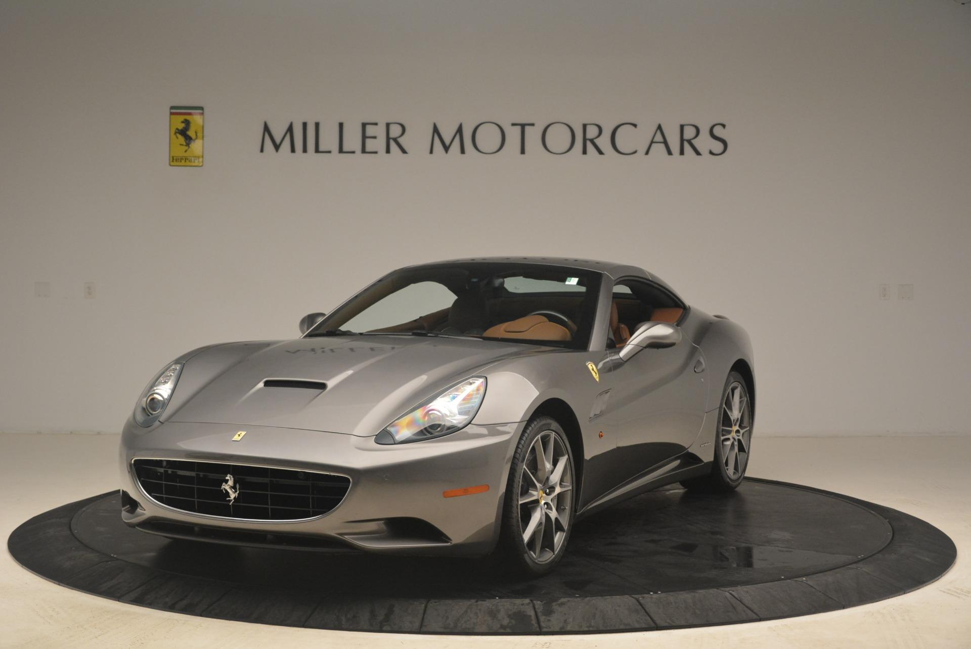 Used 2012 Ferrari California  For Sale In Westport, CT 2285_p13