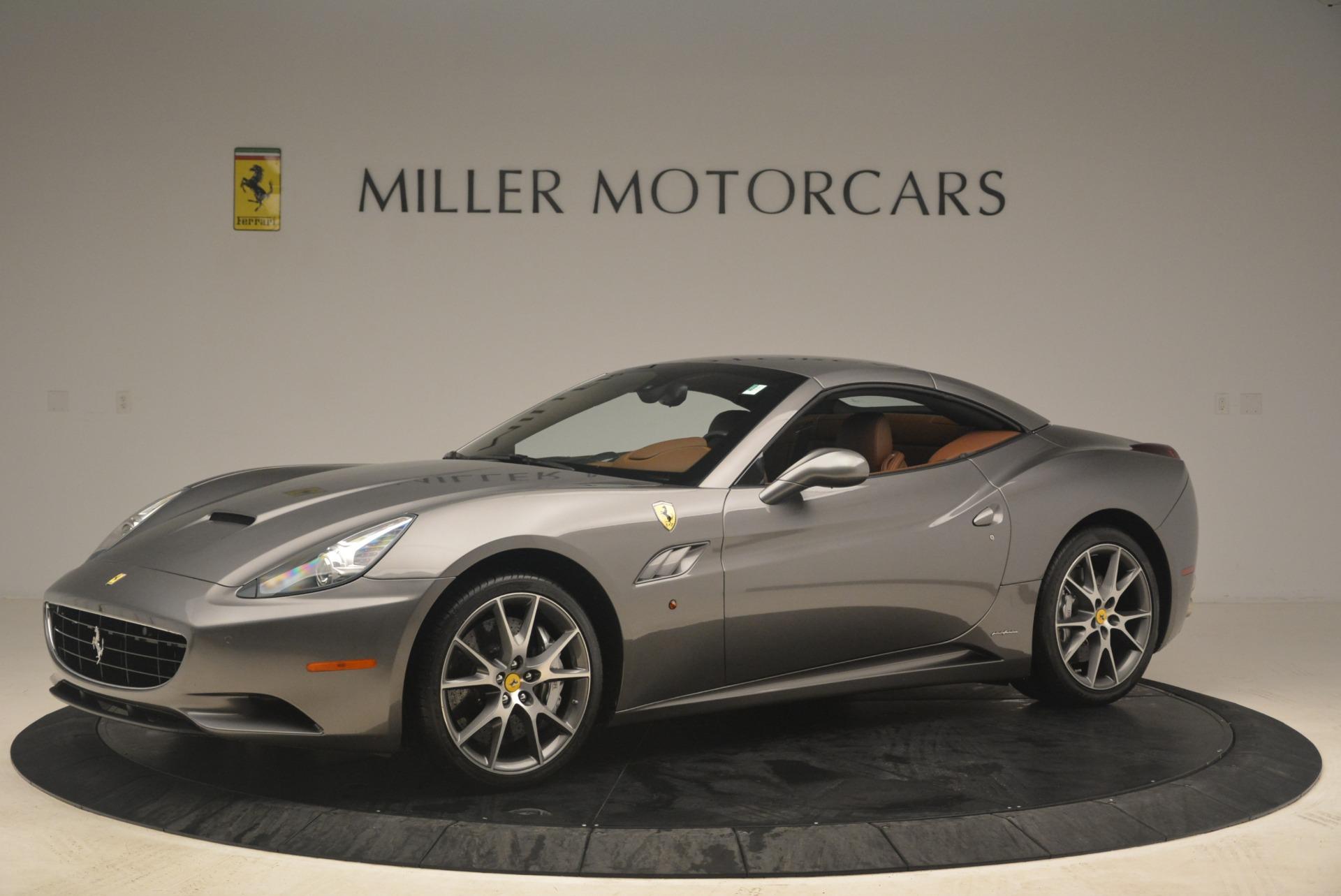 Used 2012 Ferrari California  For Sale In Westport, CT 2285_p14