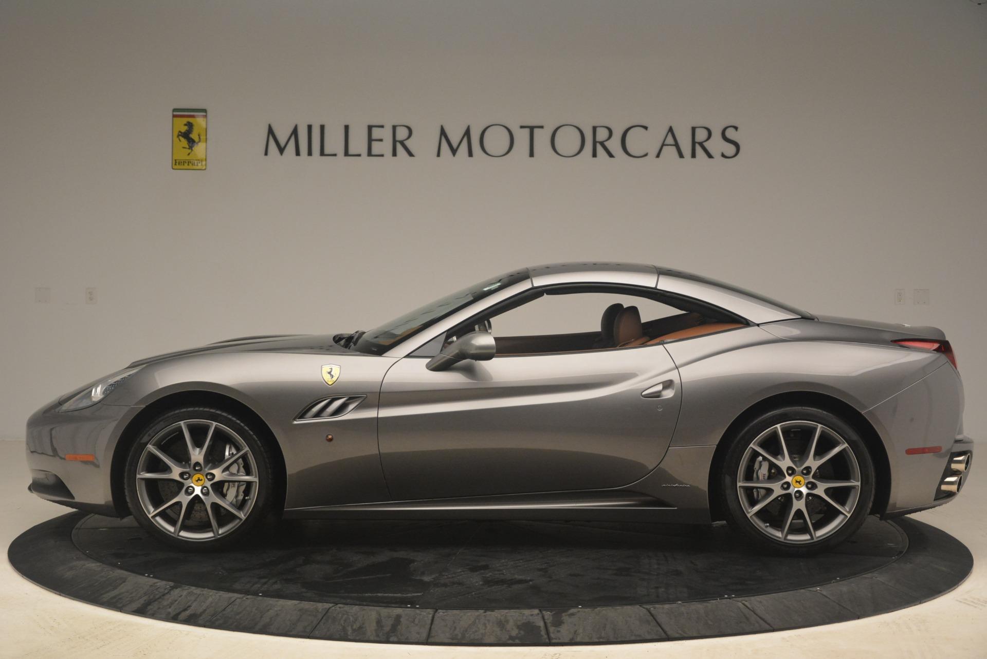 Used 2012 Ferrari California  For Sale In Westport, CT 2285_p15