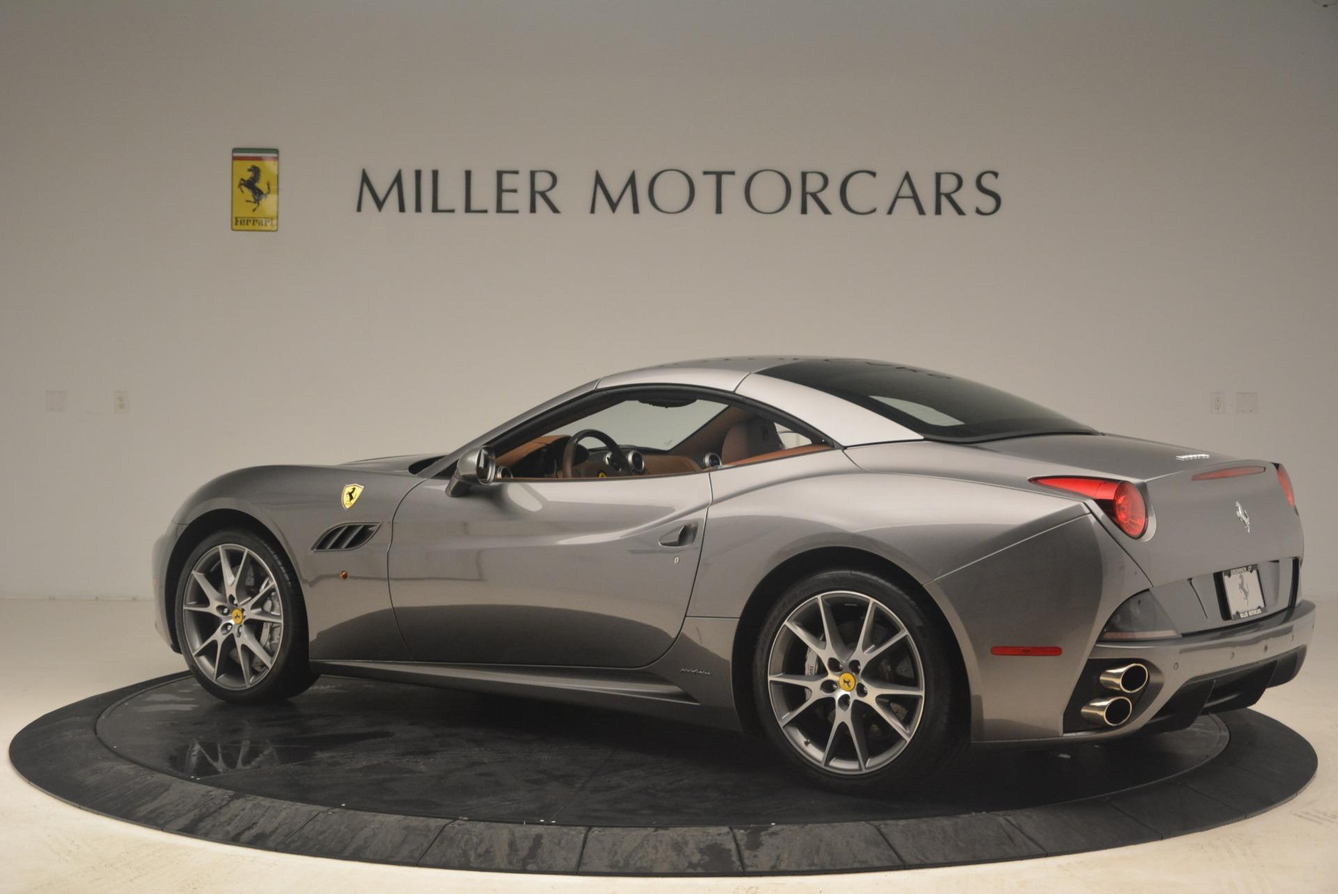 Used 2012 Ferrari California  For Sale In Westport, CT 2285_p16
