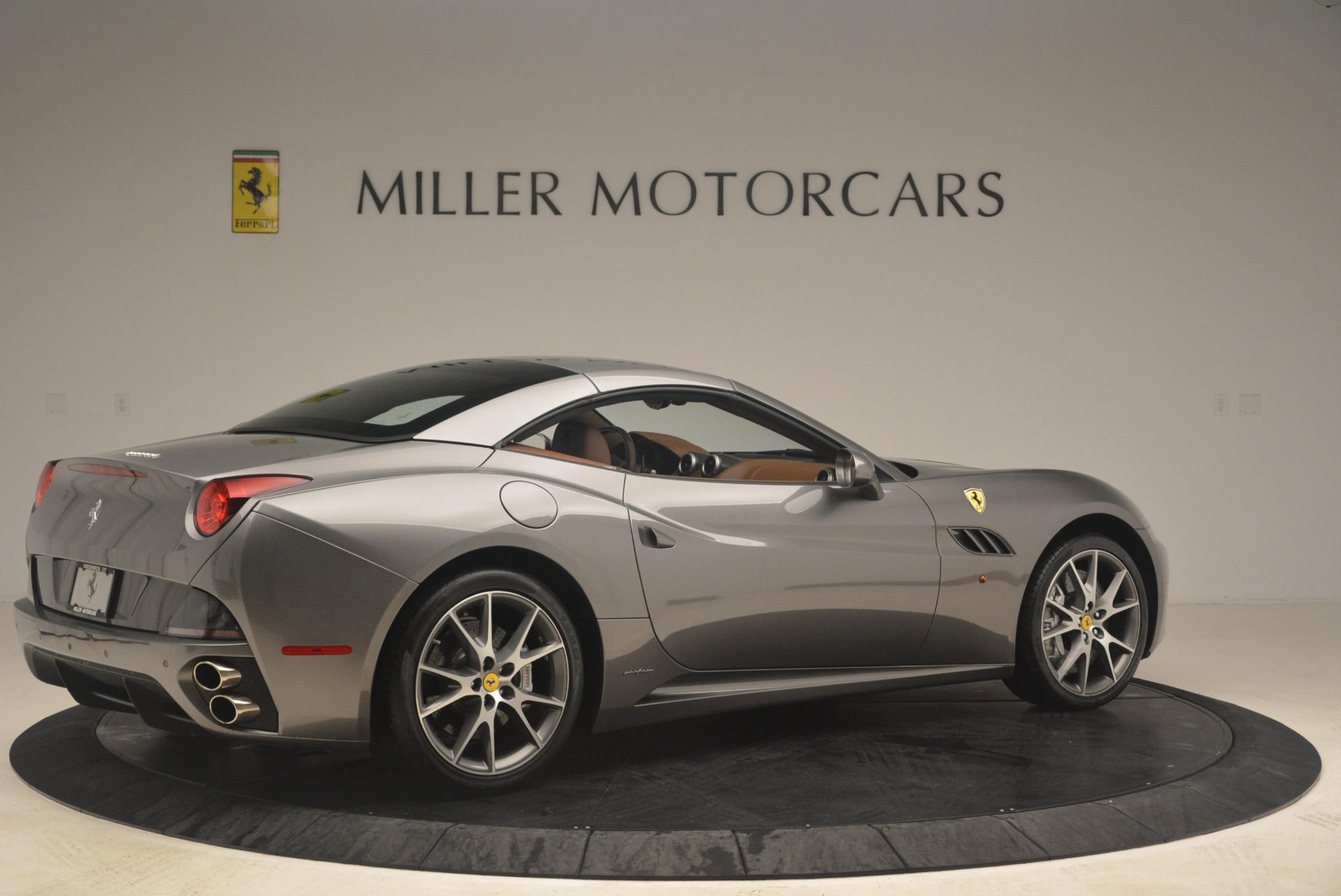 Used 2012 Ferrari California  For Sale In Westport, CT 2285_p20