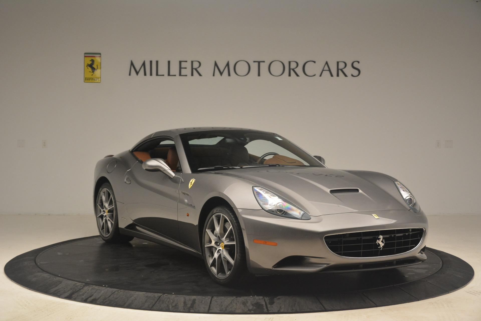 Used 2012 Ferrari California  For Sale In Westport, CT 2285_p23
