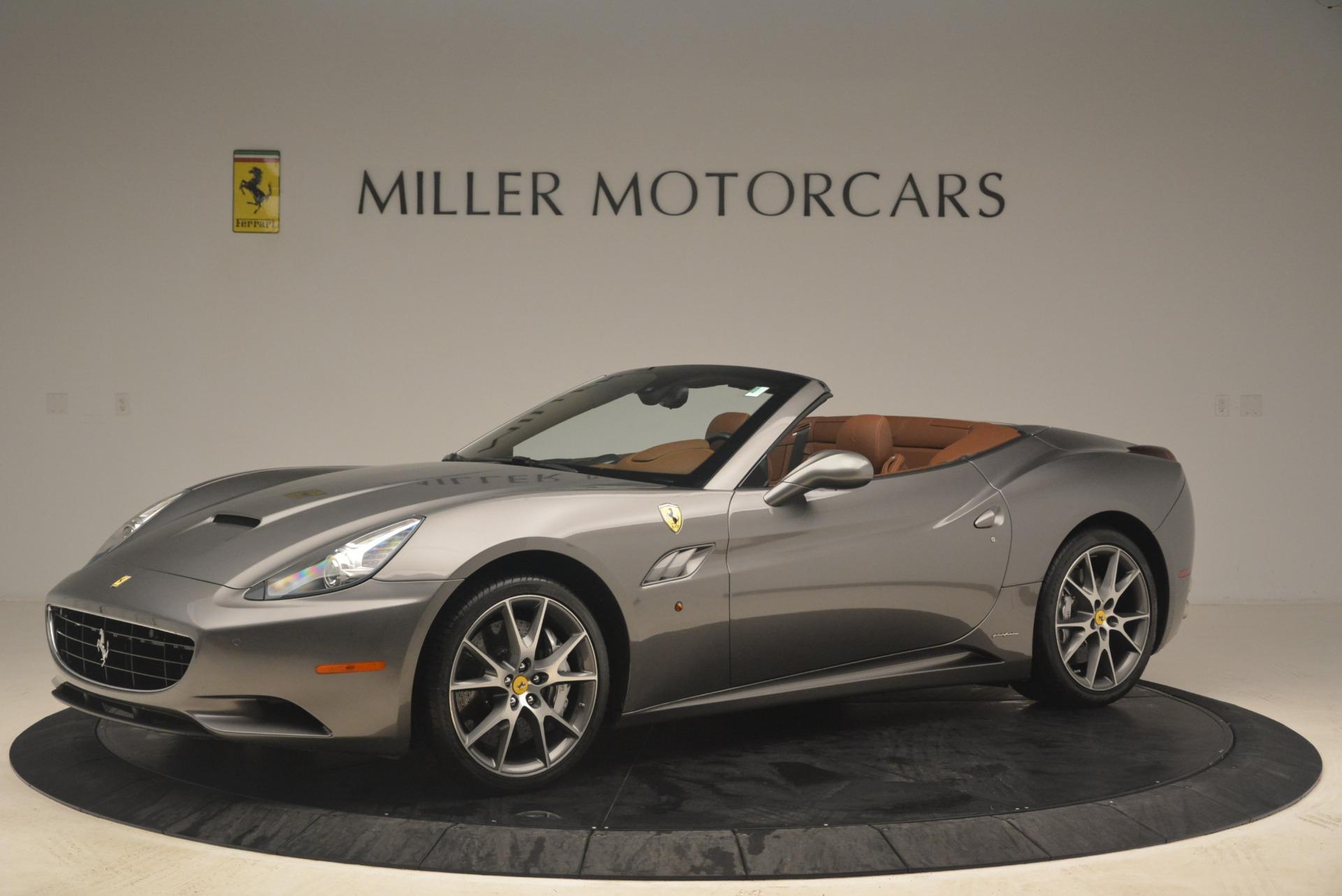 Used 2012 Ferrari California  For Sale In Westport, CT 2285_p2