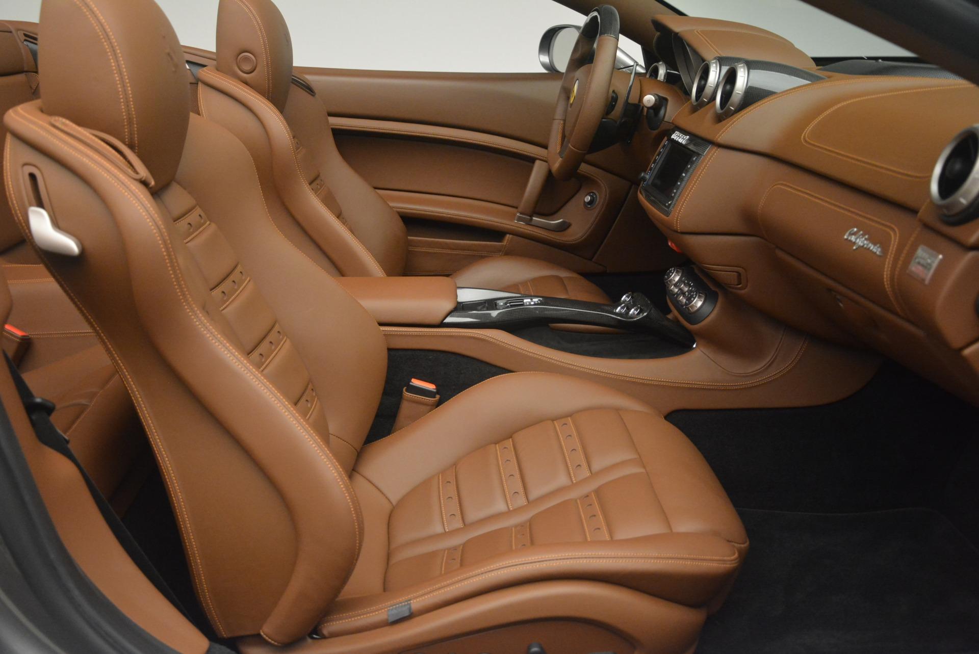 Used 2012 Ferrari California  For Sale In Westport, CT 2285_p31