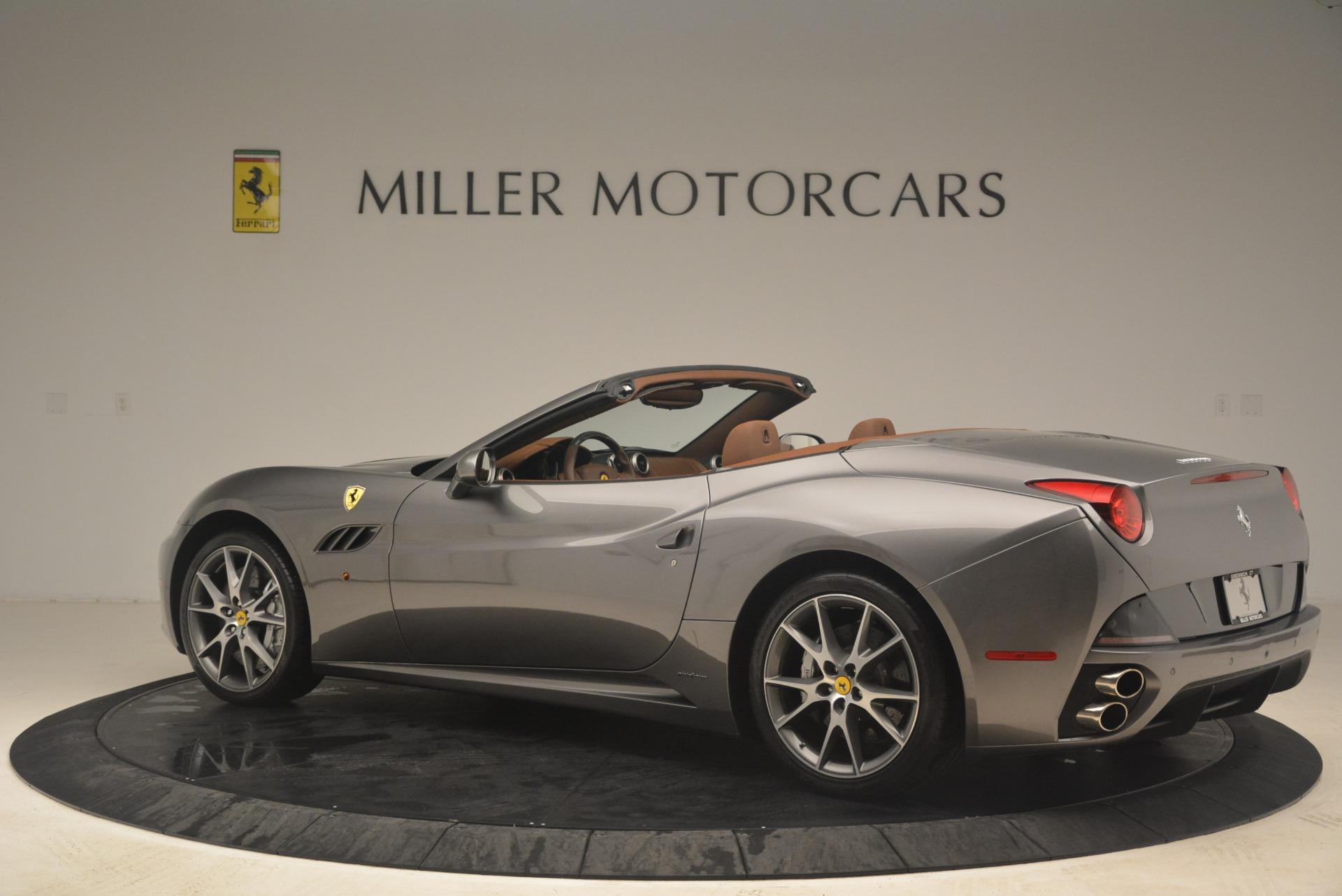 Used 2012 Ferrari California  For Sale In Westport, CT 2285_p4