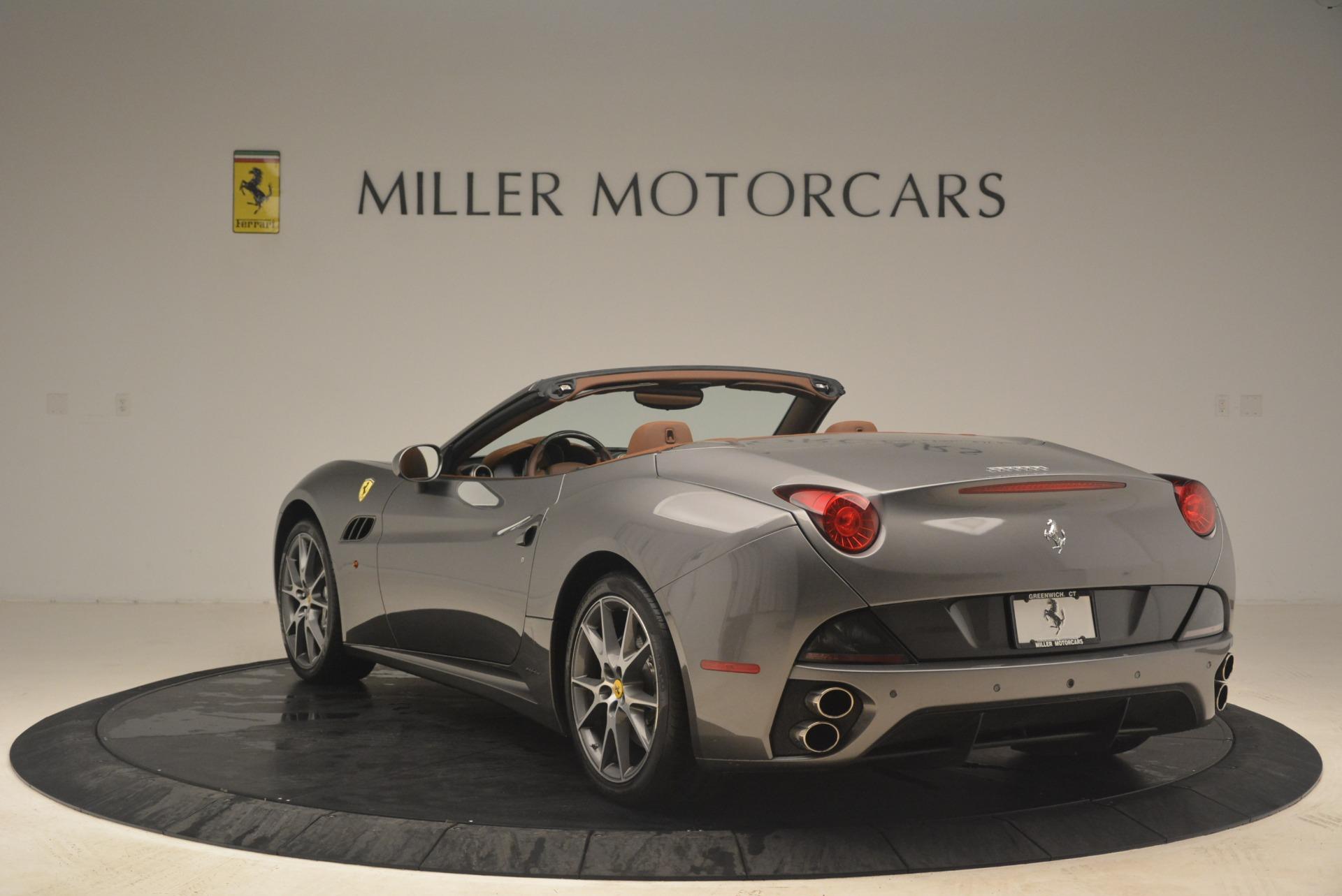 Used 2012 Ferrari California  For Sale In Westport, CT 2285_p5