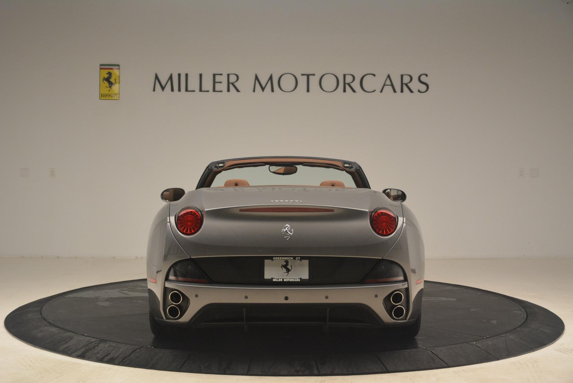 Used 2012 Ferrari California  For Sale In Westport, CT 2285_p6